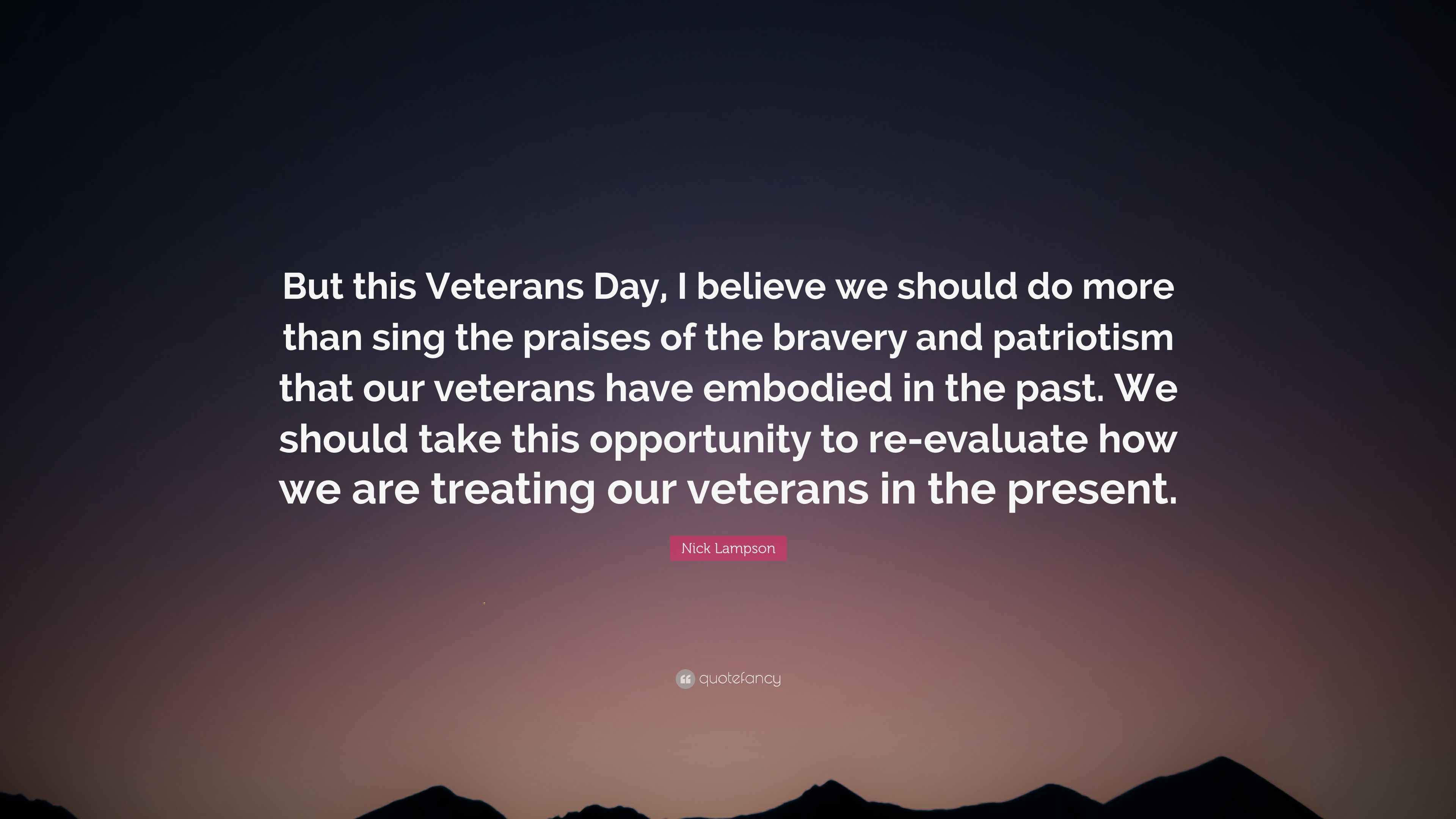 Looks - Quotes Veterans on patriotism pictures video