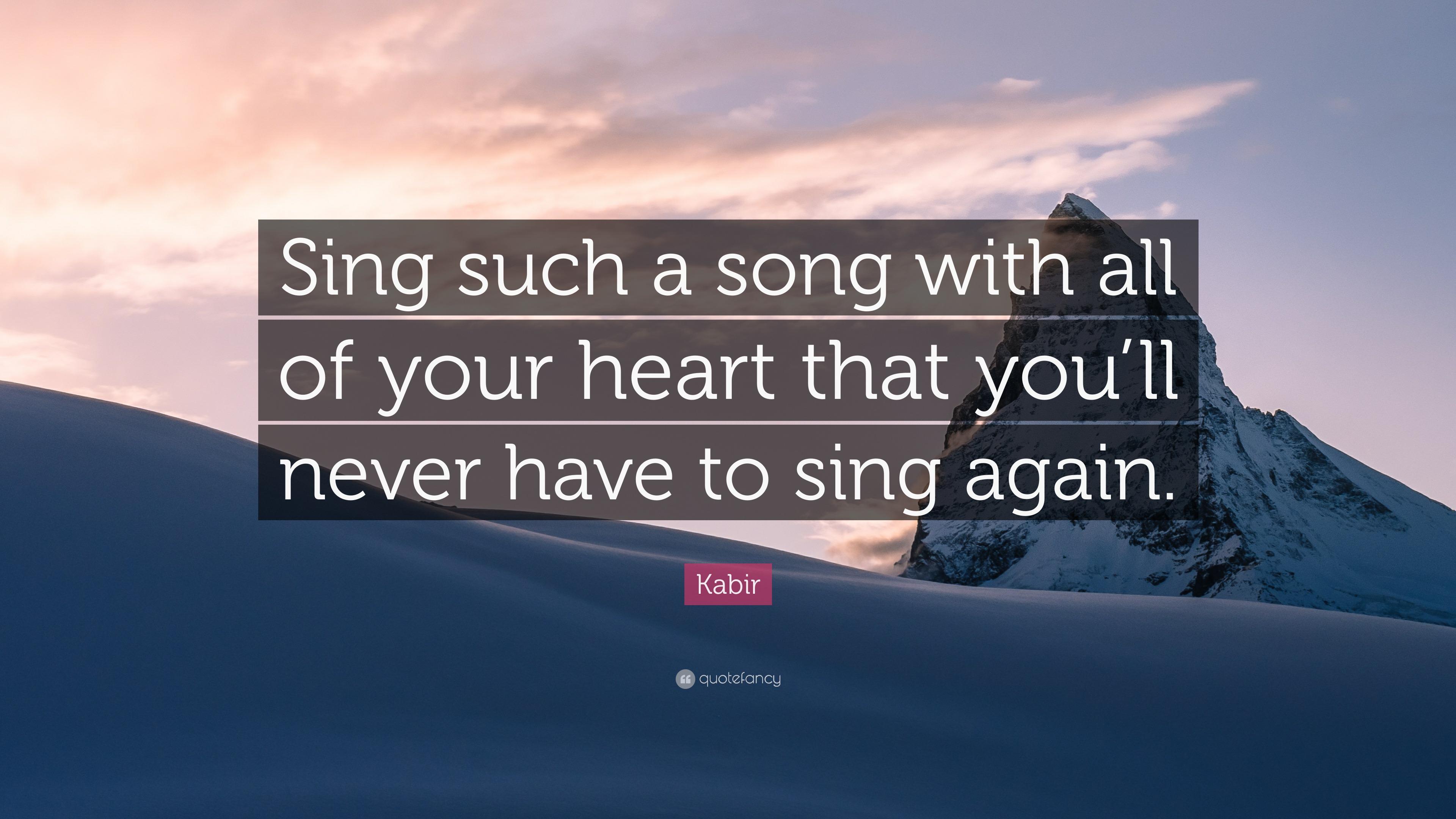 a song of kabir
