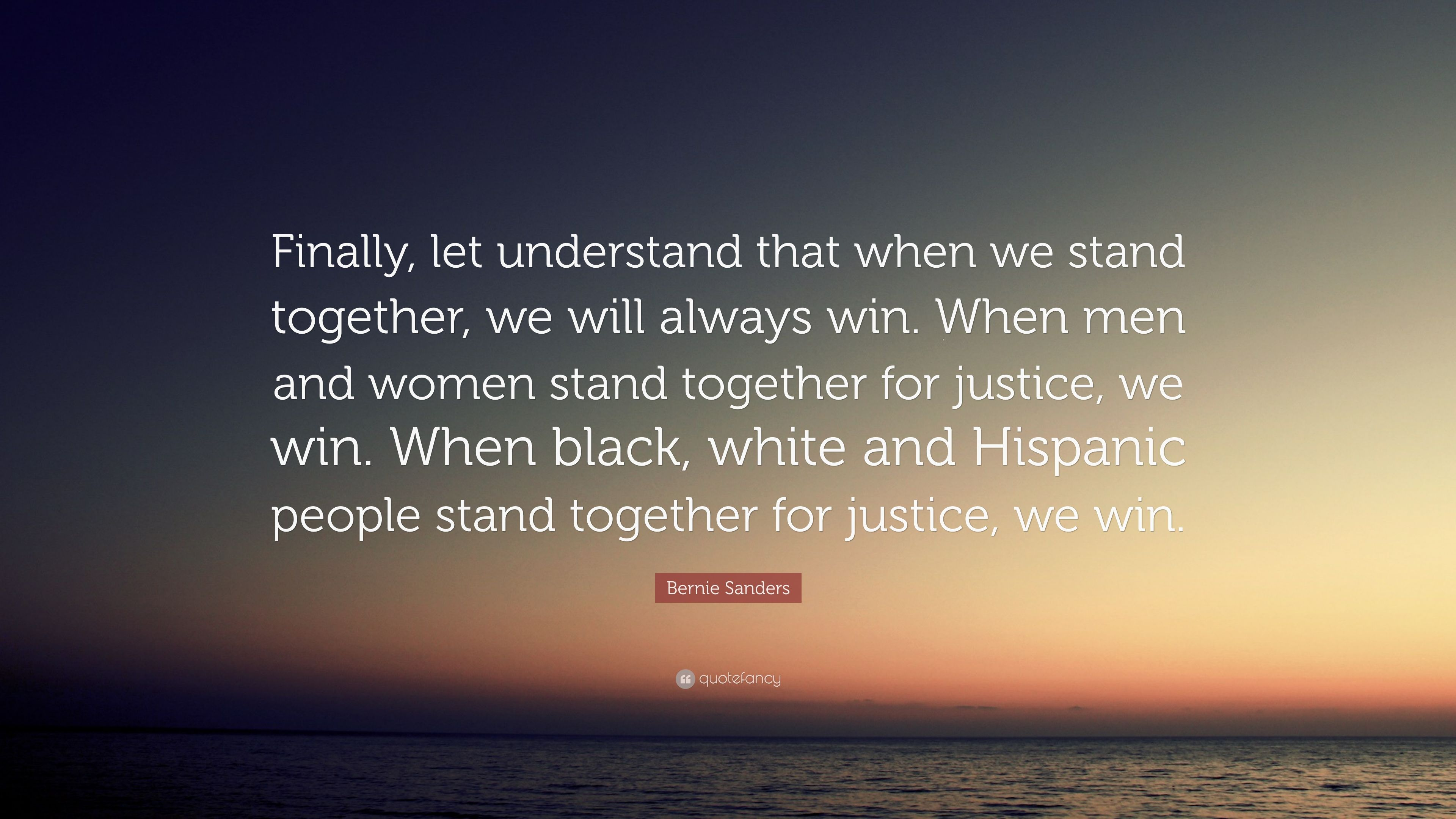 Image result for together we stand quote