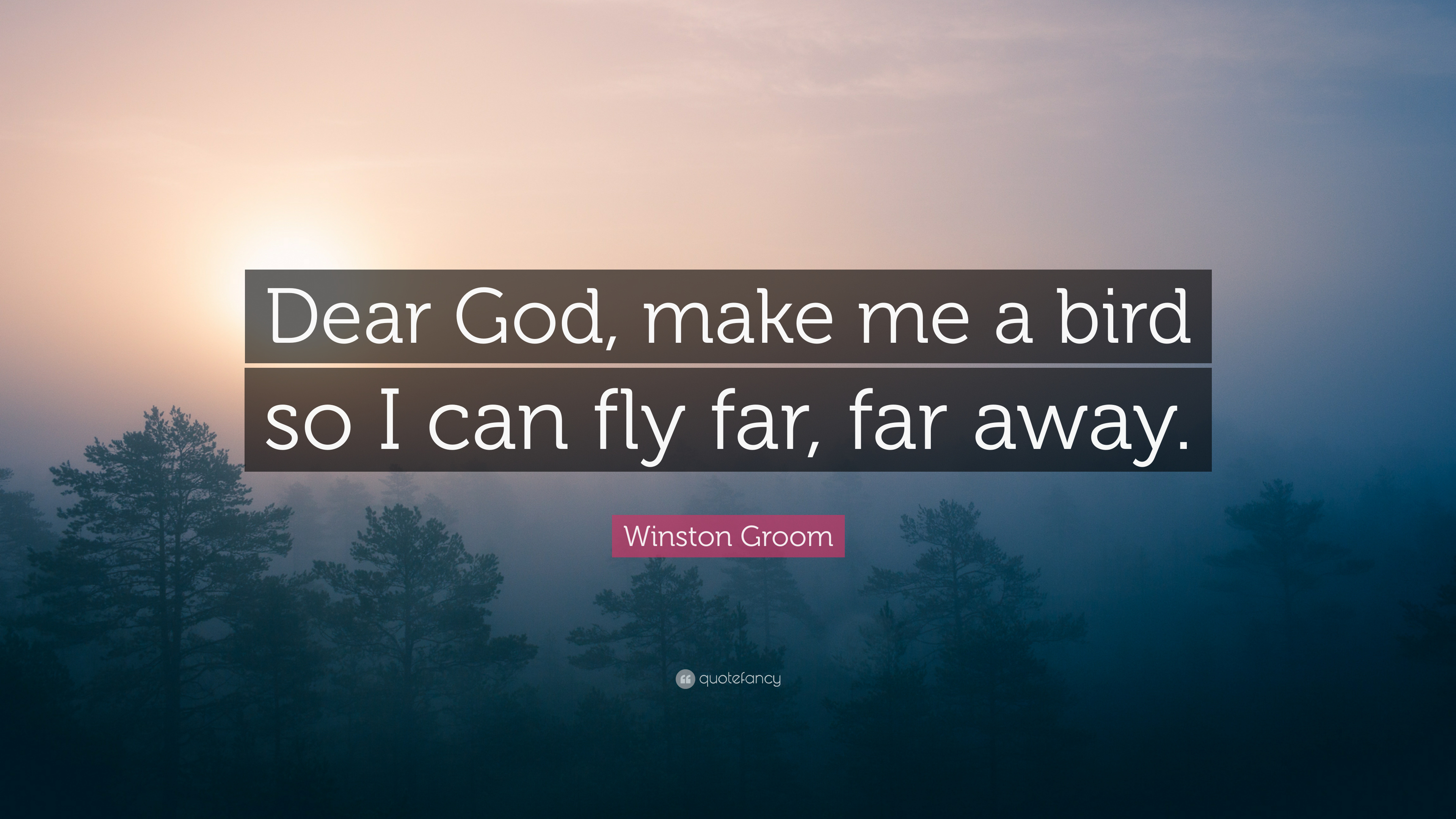 Winston Groom Quotes (13 Wallpapers)