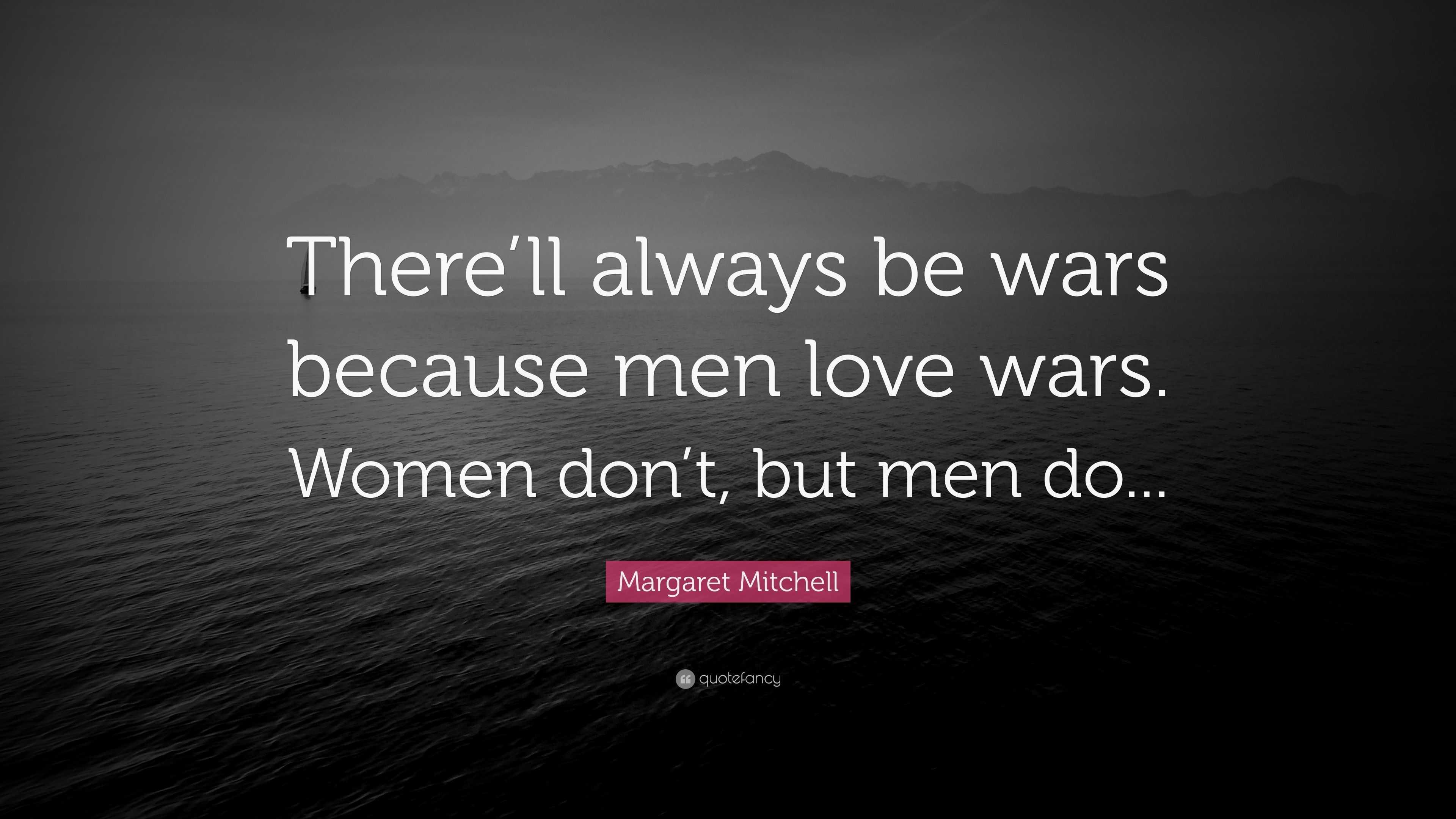 Why dont men love women do