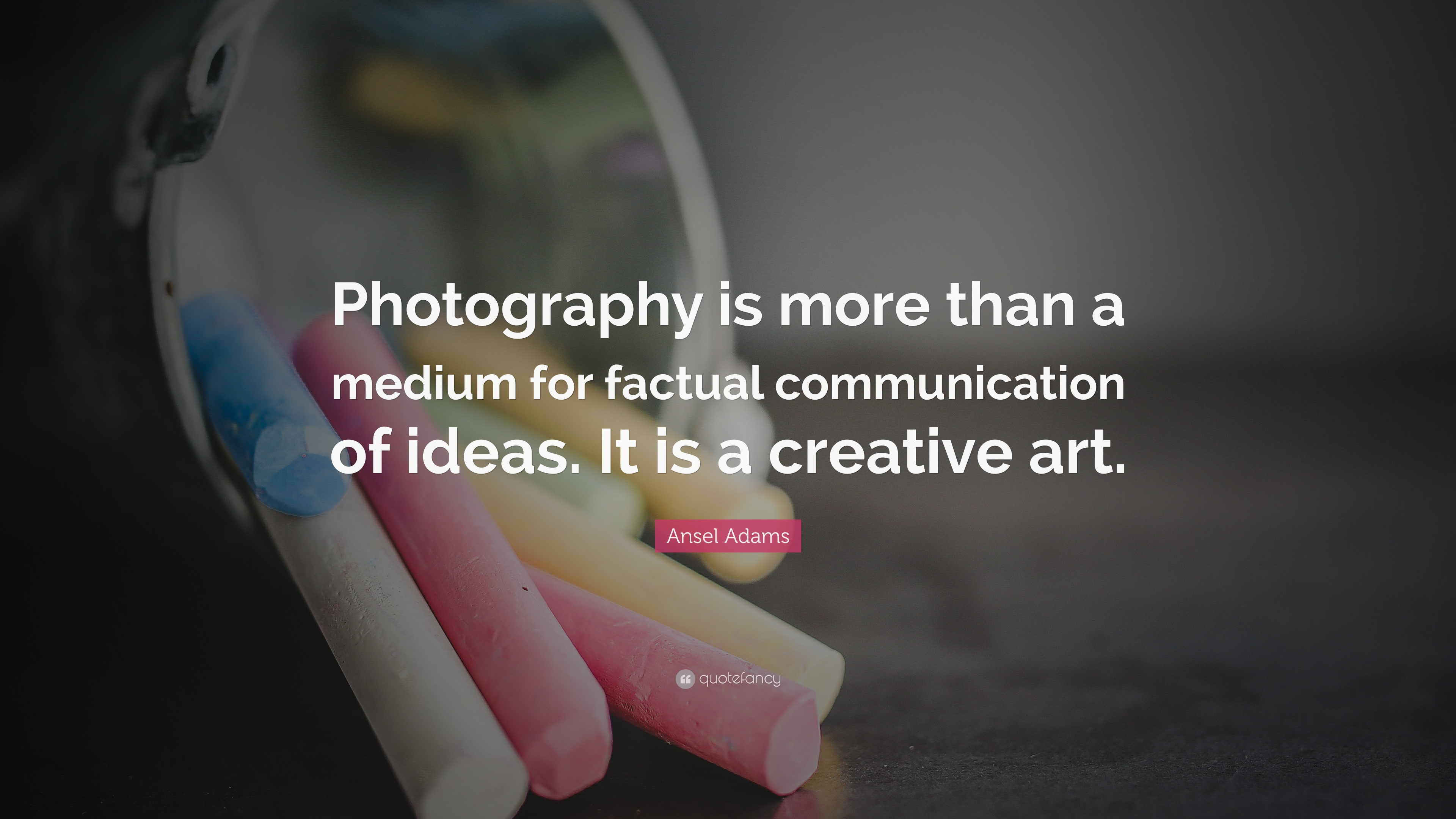 impact of photography in communication