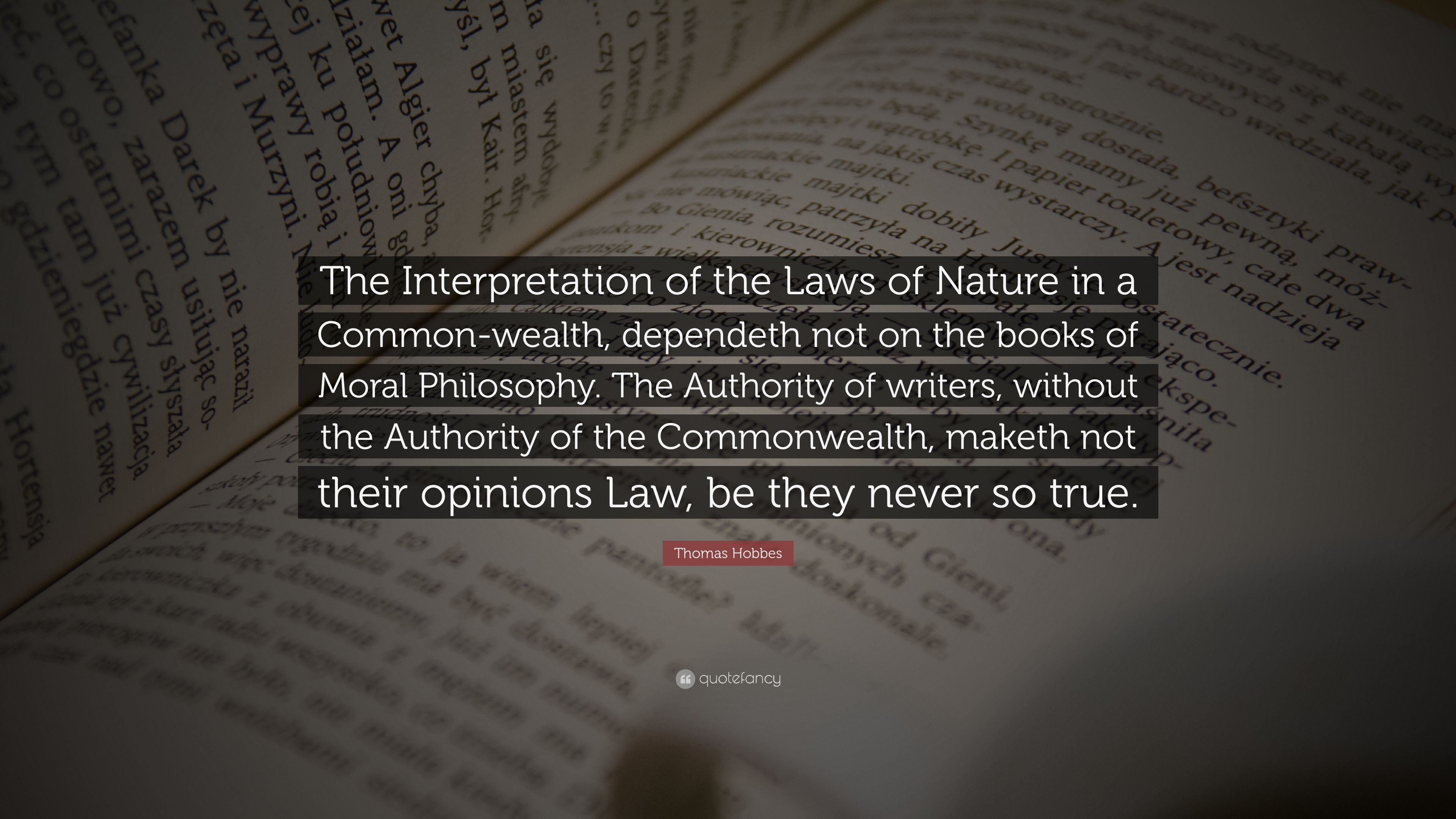 Thomas Hobbes Social Contract Quotes Hobbes Law Of Nature  Popular Nature 2017