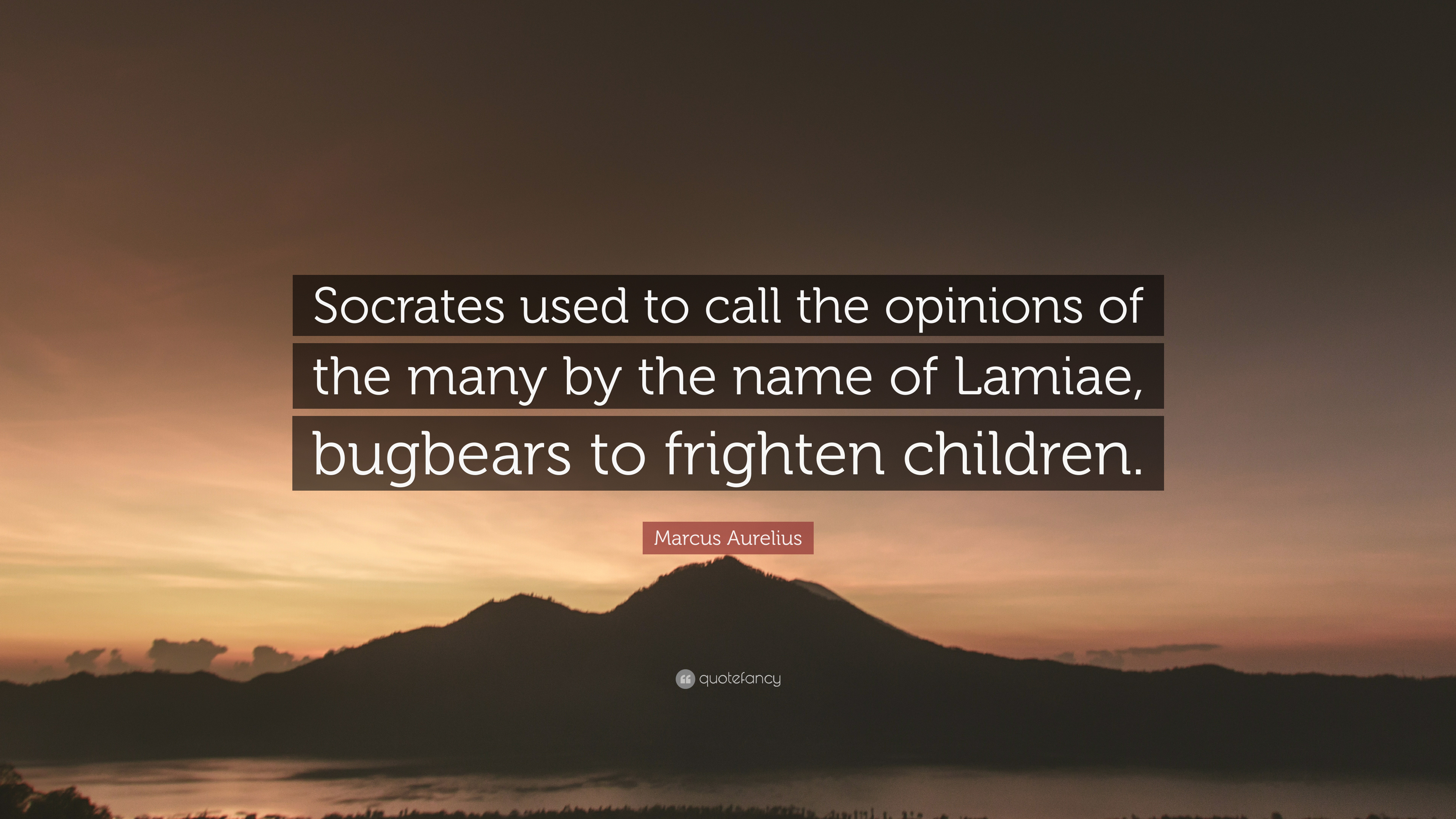 opinion of socrates in platos the