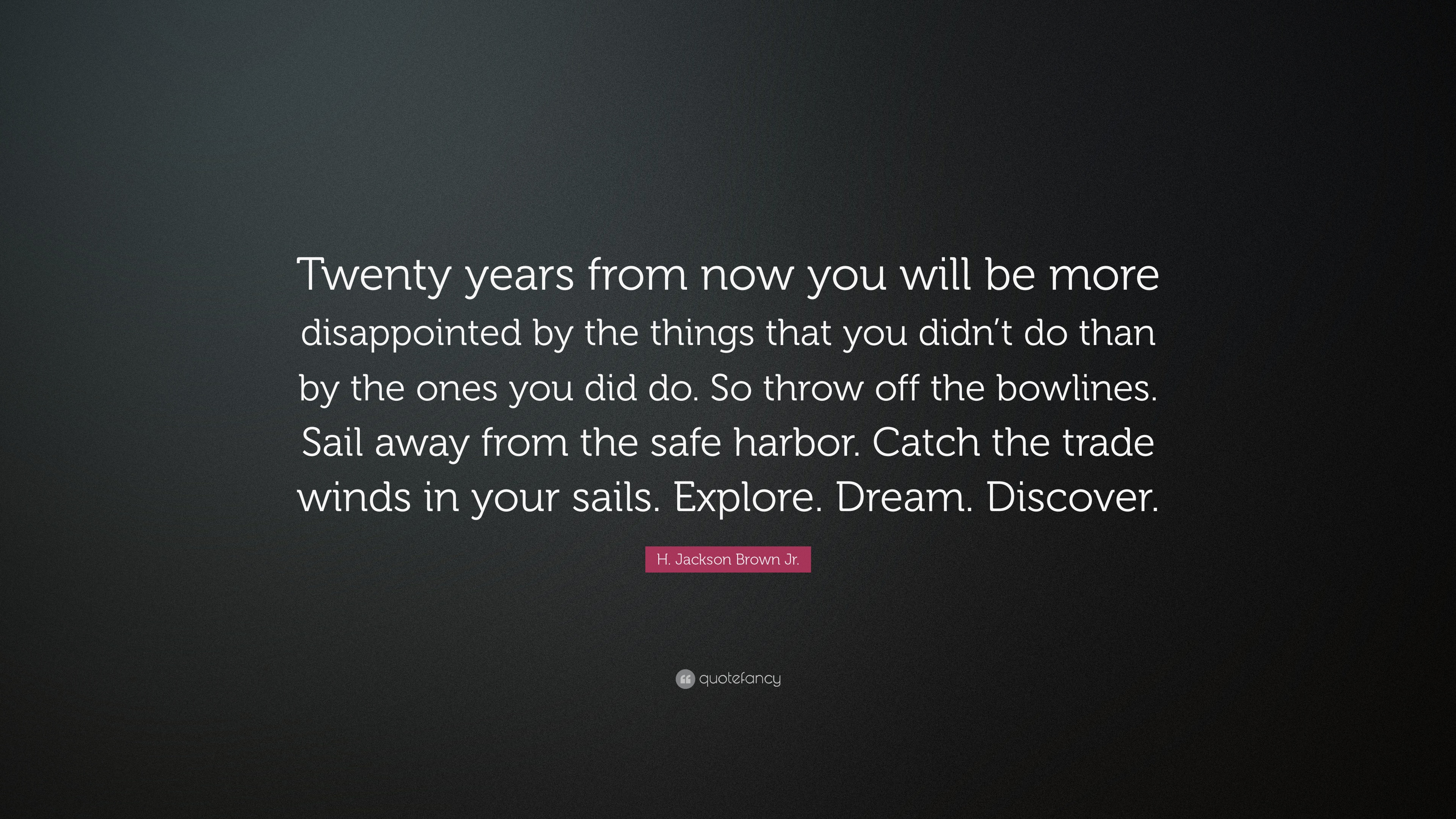 essay twenty years from now