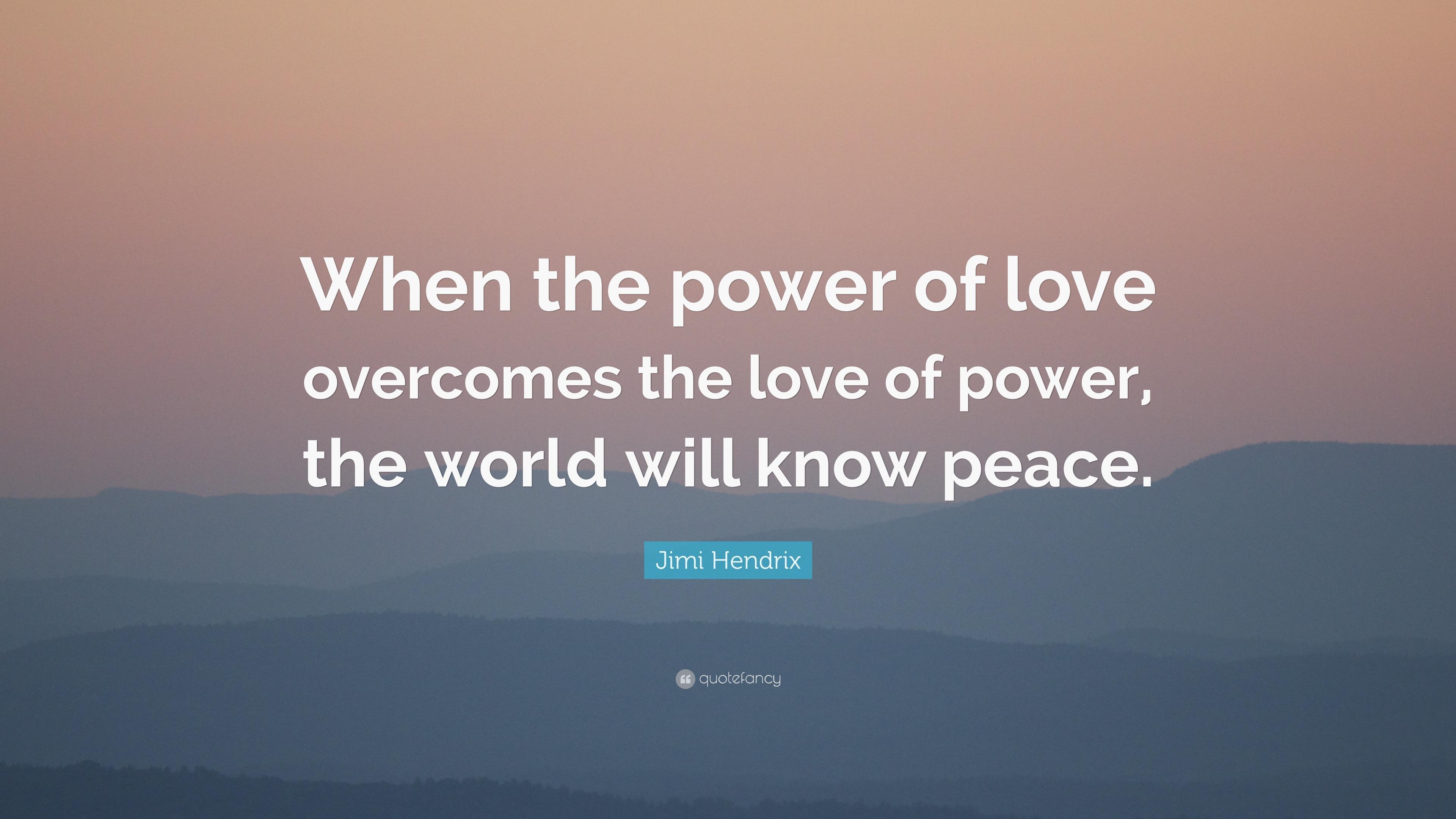 Hippie Longstockings L The Power Of Lovehendrix
