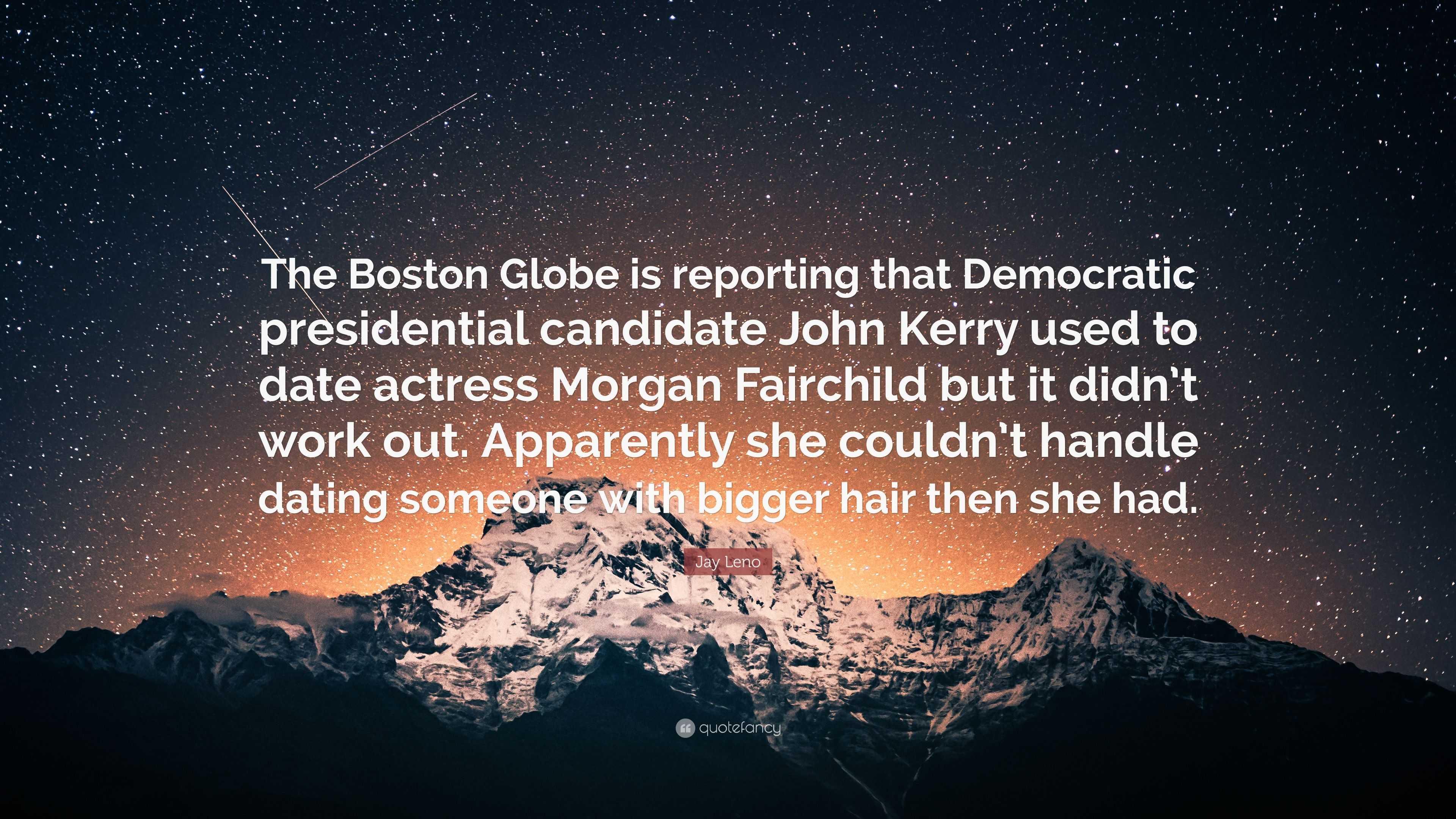 Boston Globe dating