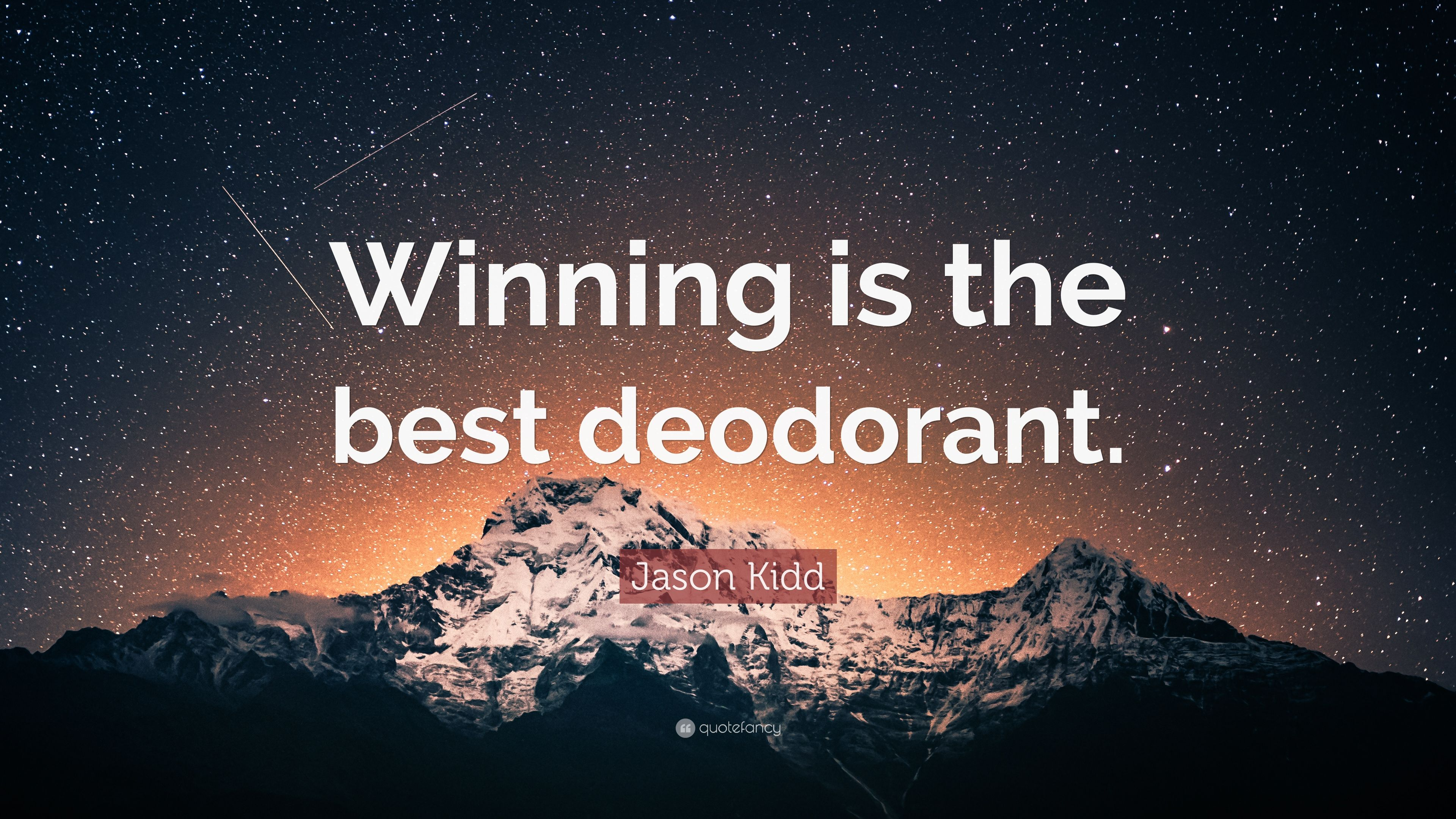 Jason kidd quote winning is the best deodorant 7 wallpapers jason kidd quote winning is the best deodorant voltagebd Image collections