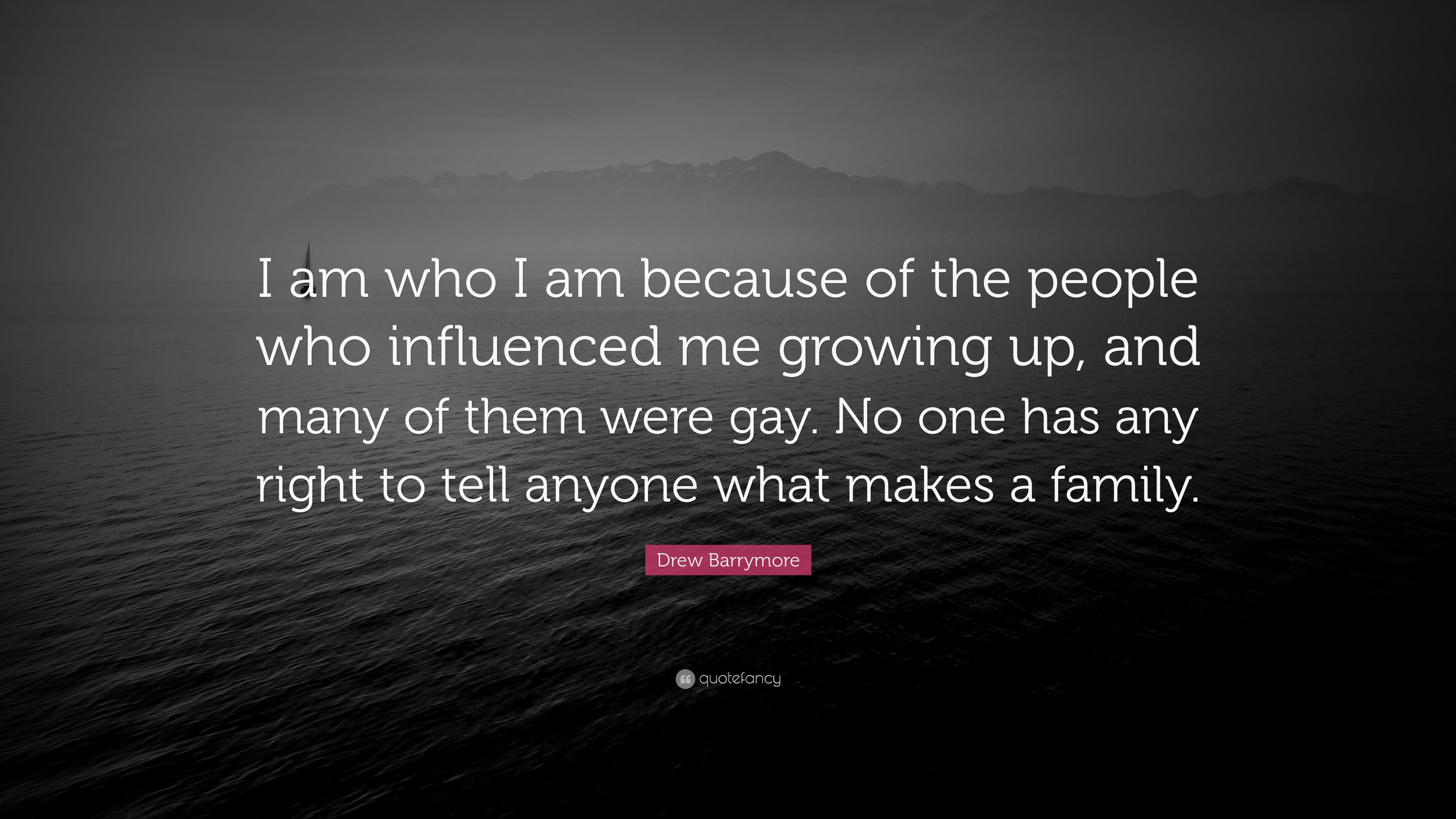 There is a saying that many gay men who grew