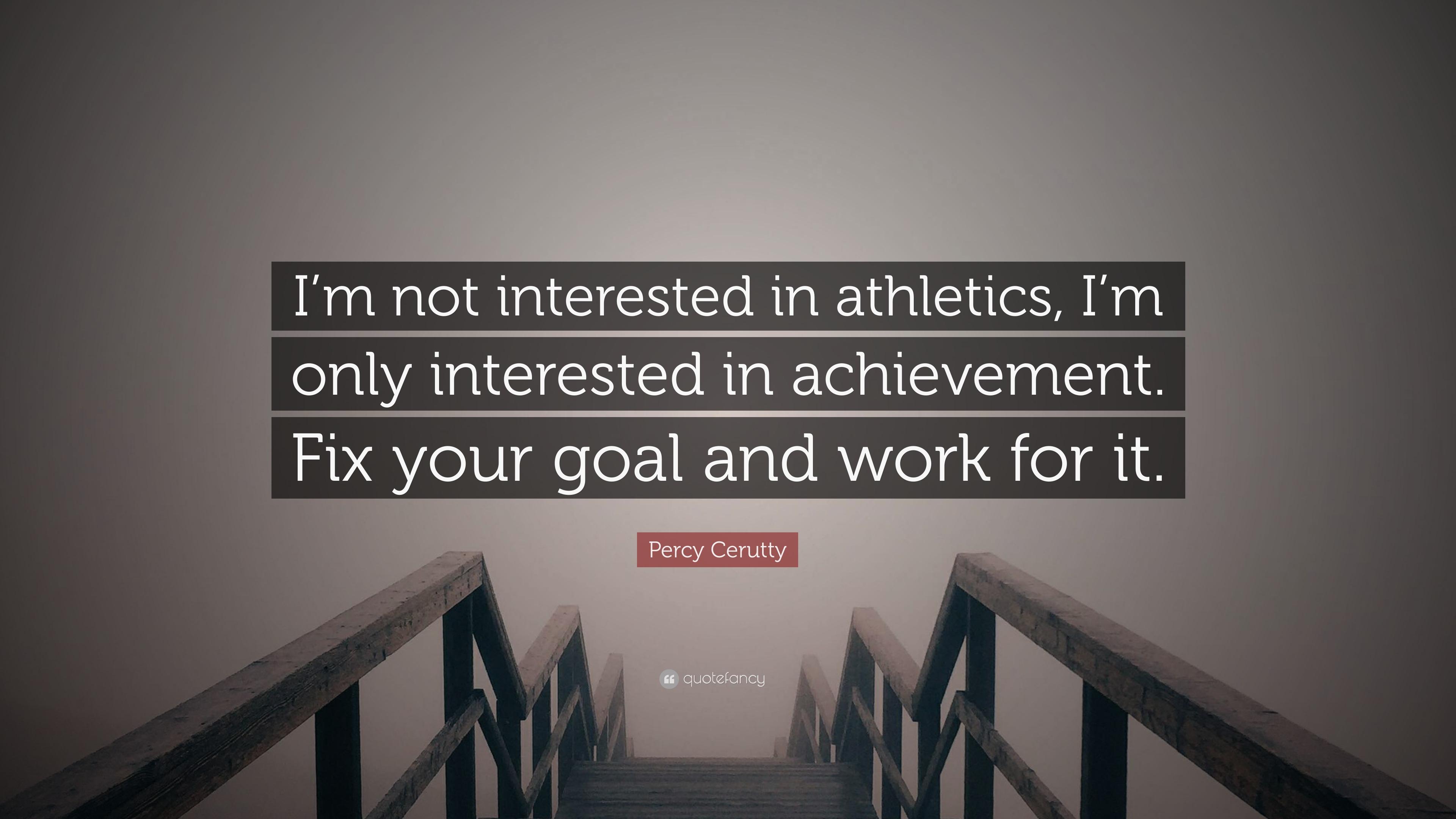 Athletics Quotes