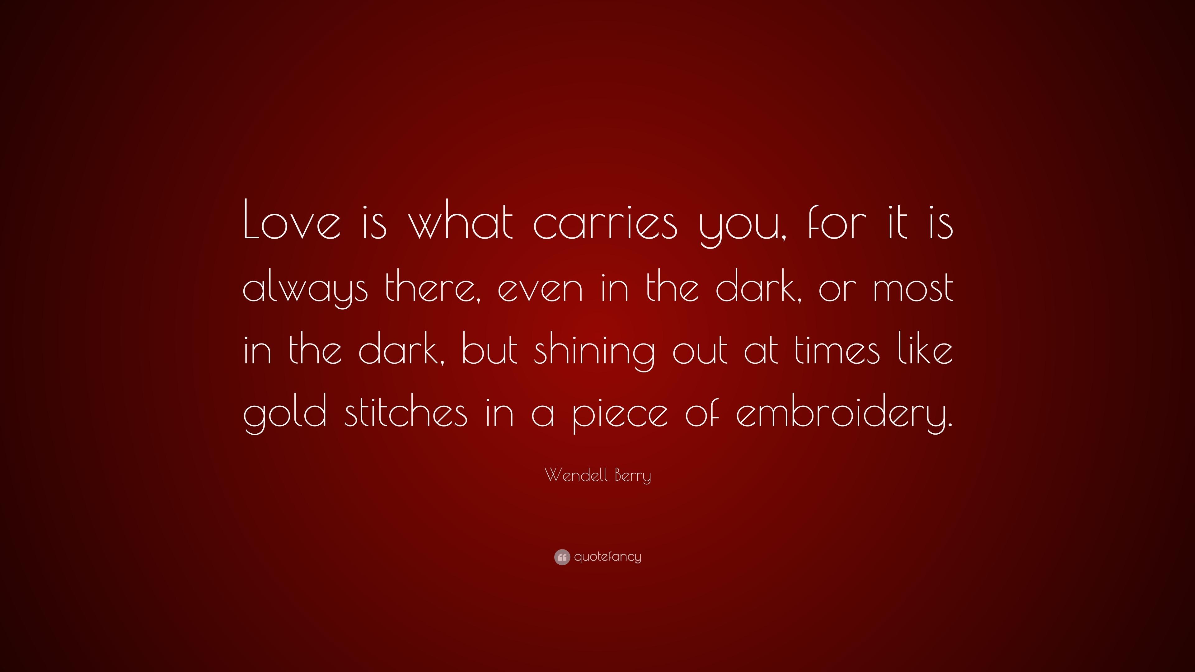 Bildergebnis für love is always there quotes