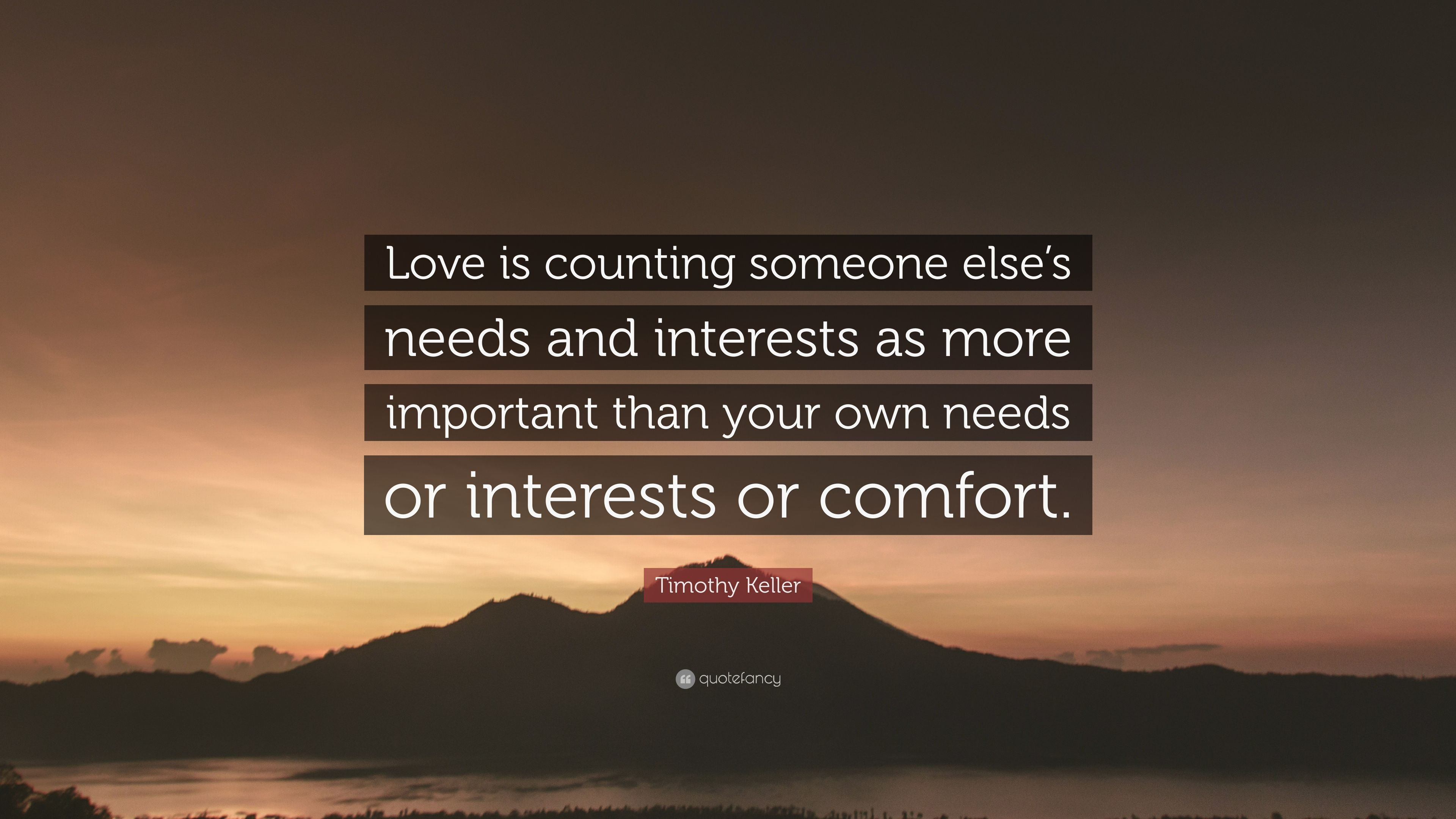 Why is love more important? 34