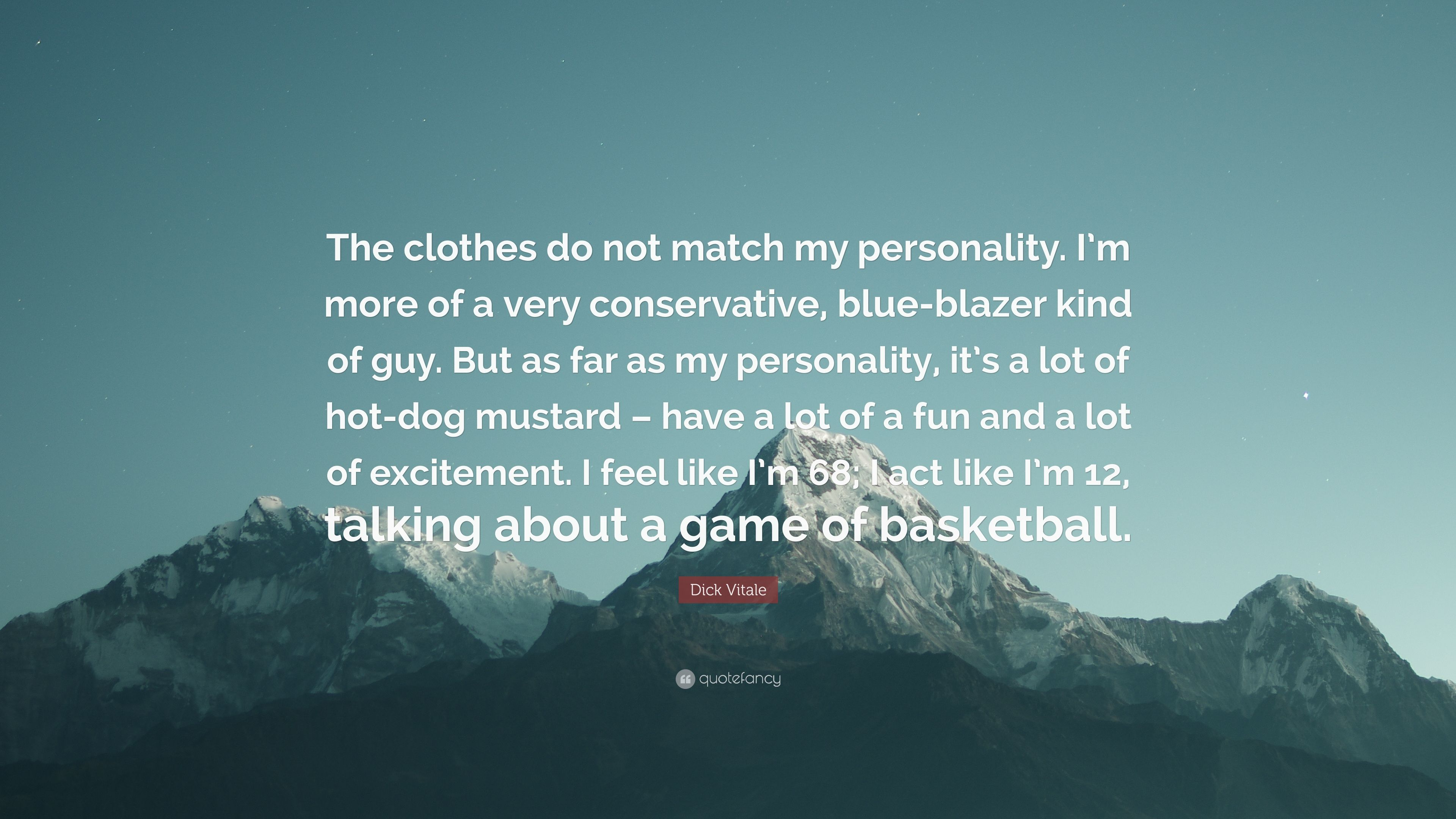 Basketball quotes dick vitale 14