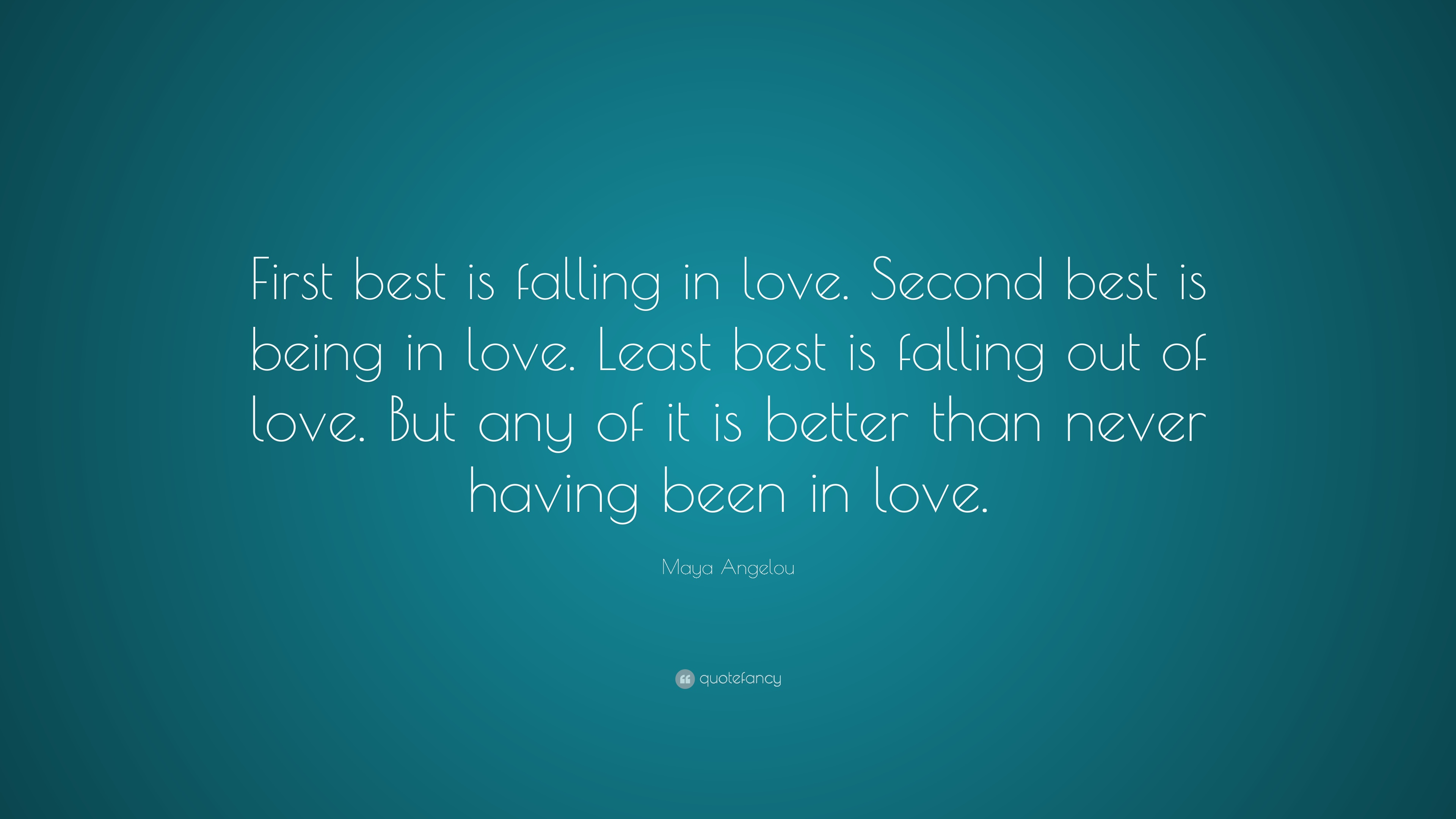 Fresh Second Love is Best Love Quotes