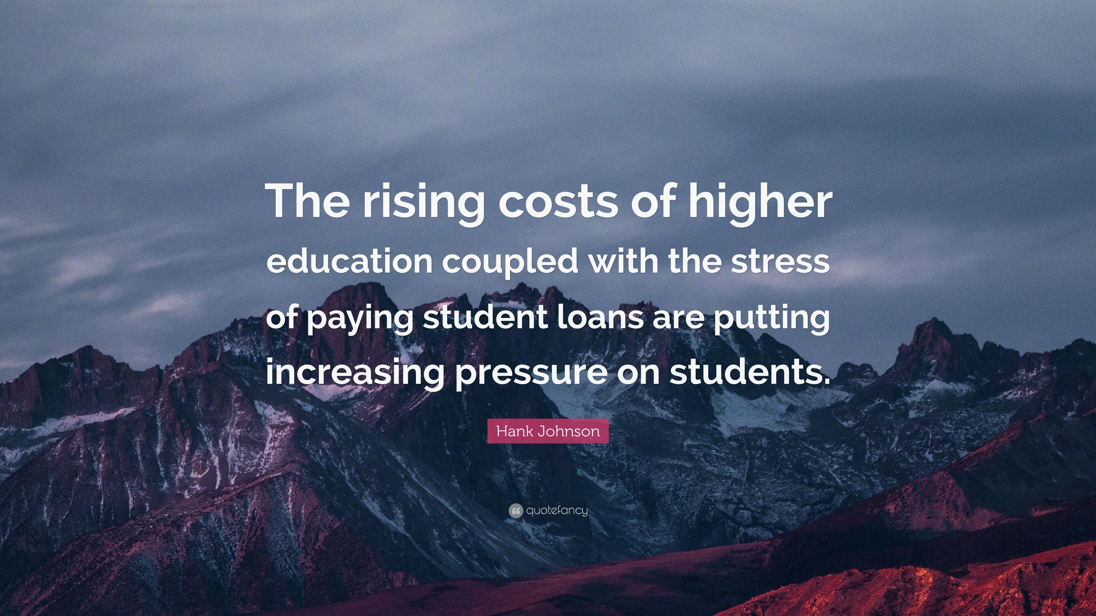 increasing costs of higher education Rising costs brings new focus on how colleges set their prices with tuition up, the real reason college costs what it does is under unaccustomed scrutiny  the cost of a higher education has.