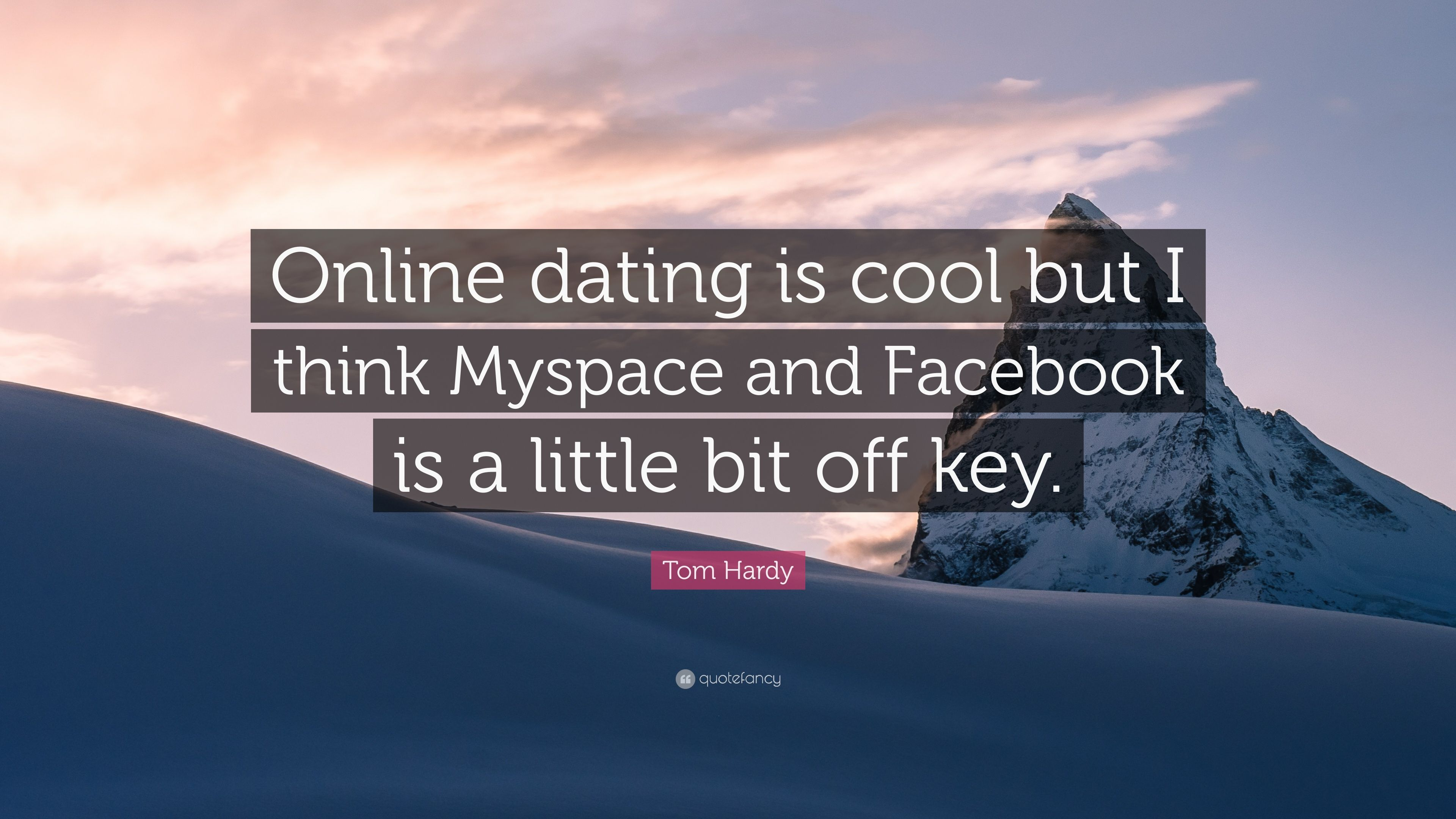 Online dating in a small city