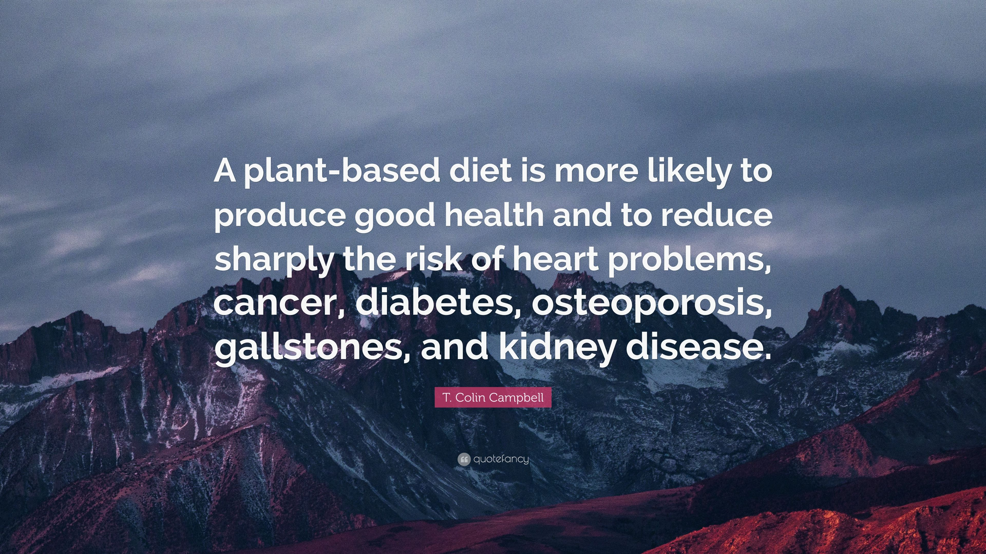 colin campbell plant based diet and osteoporosis