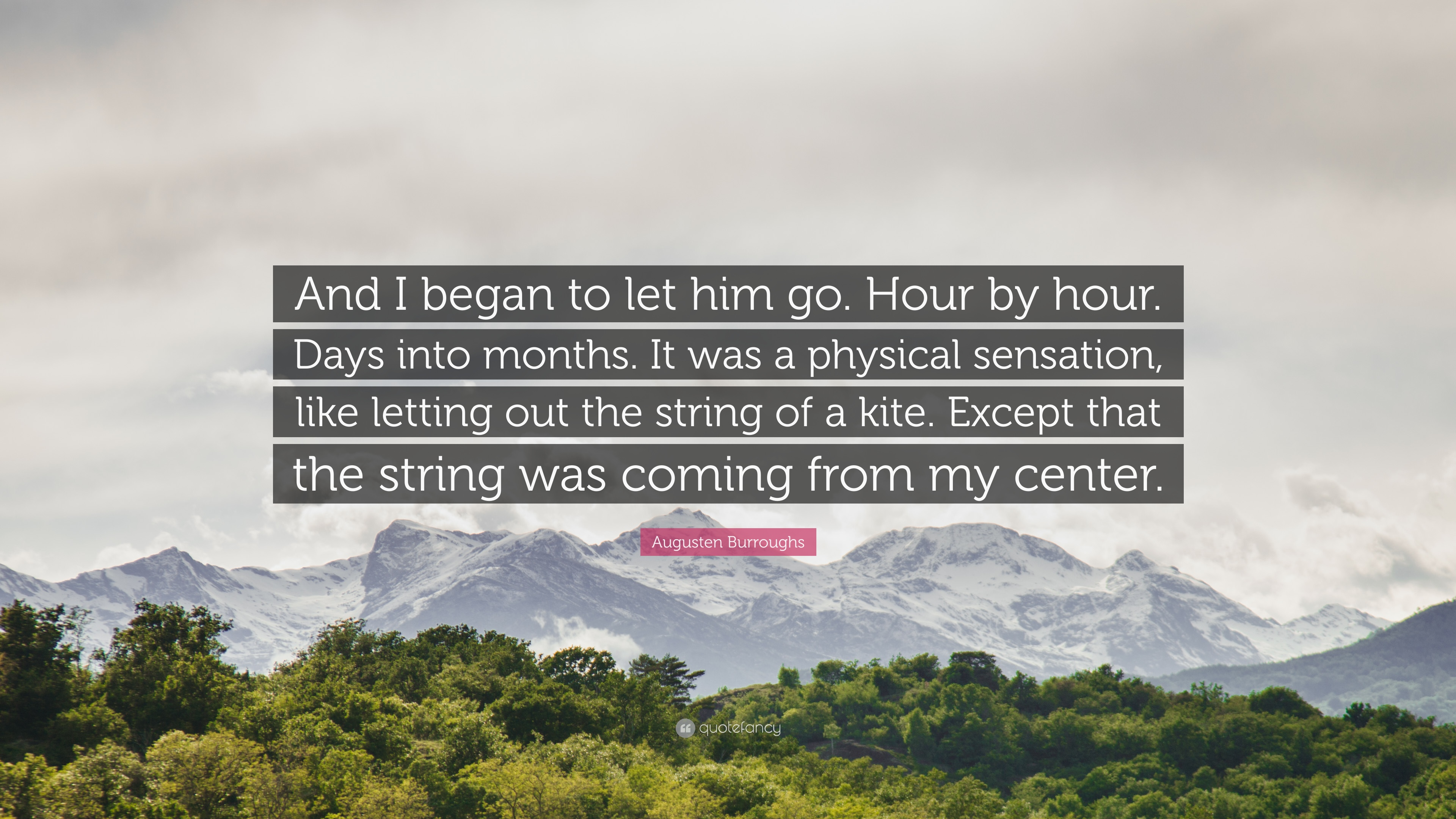 i let him go quotes