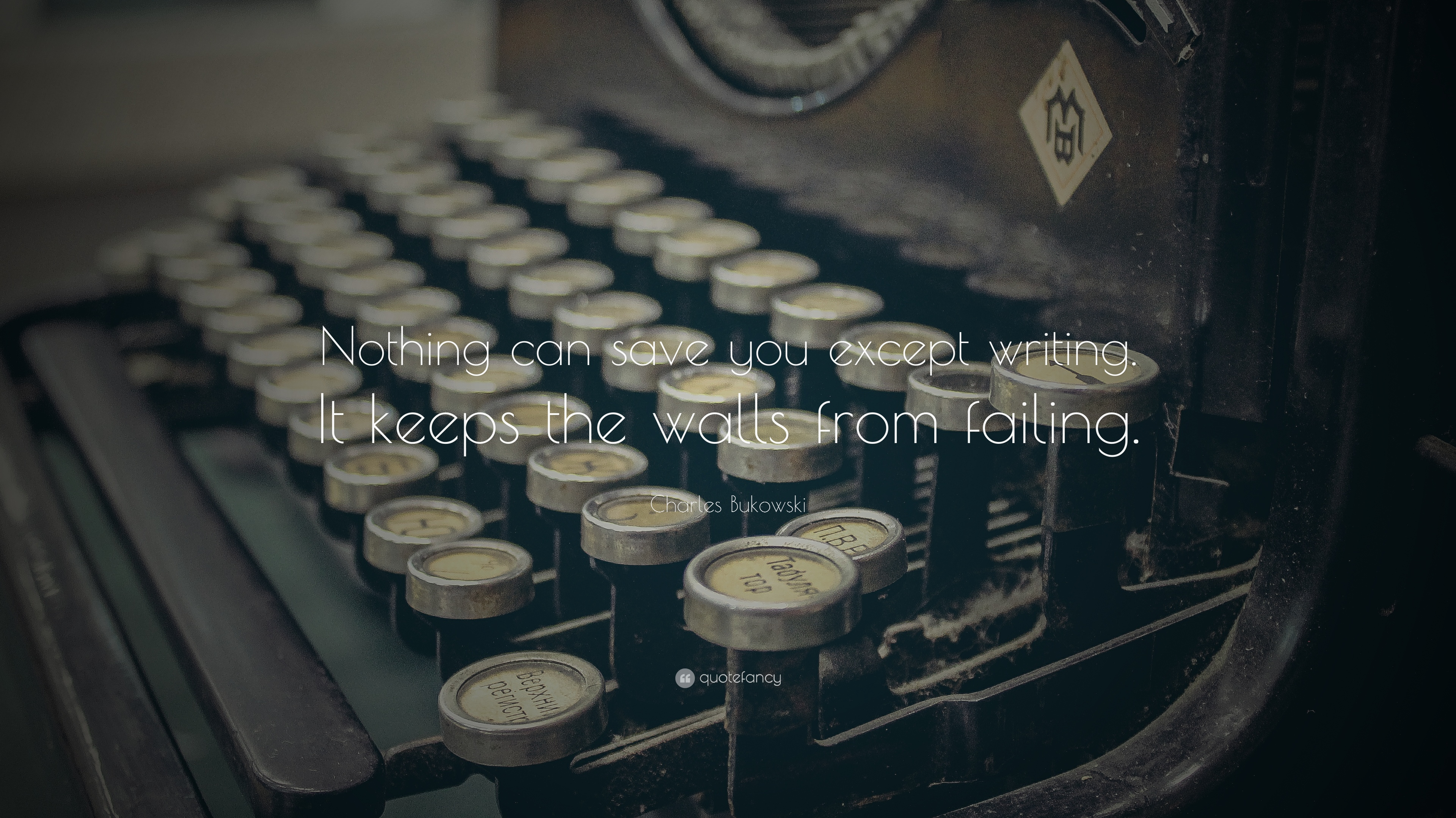 Source: Charles Bukowski Quotes 8 Wallpapers - Quotefancy