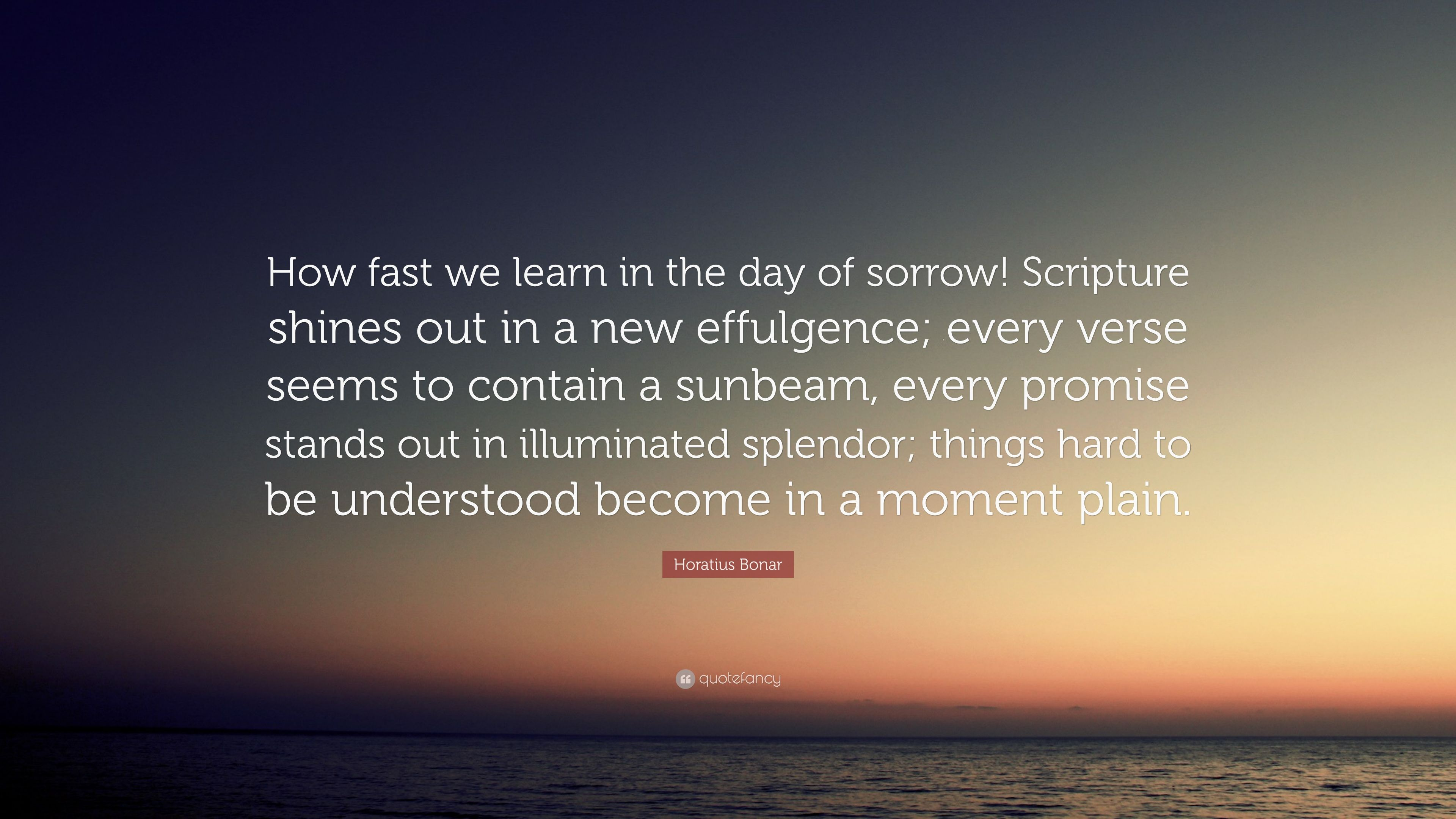 How fast to learn the verse
