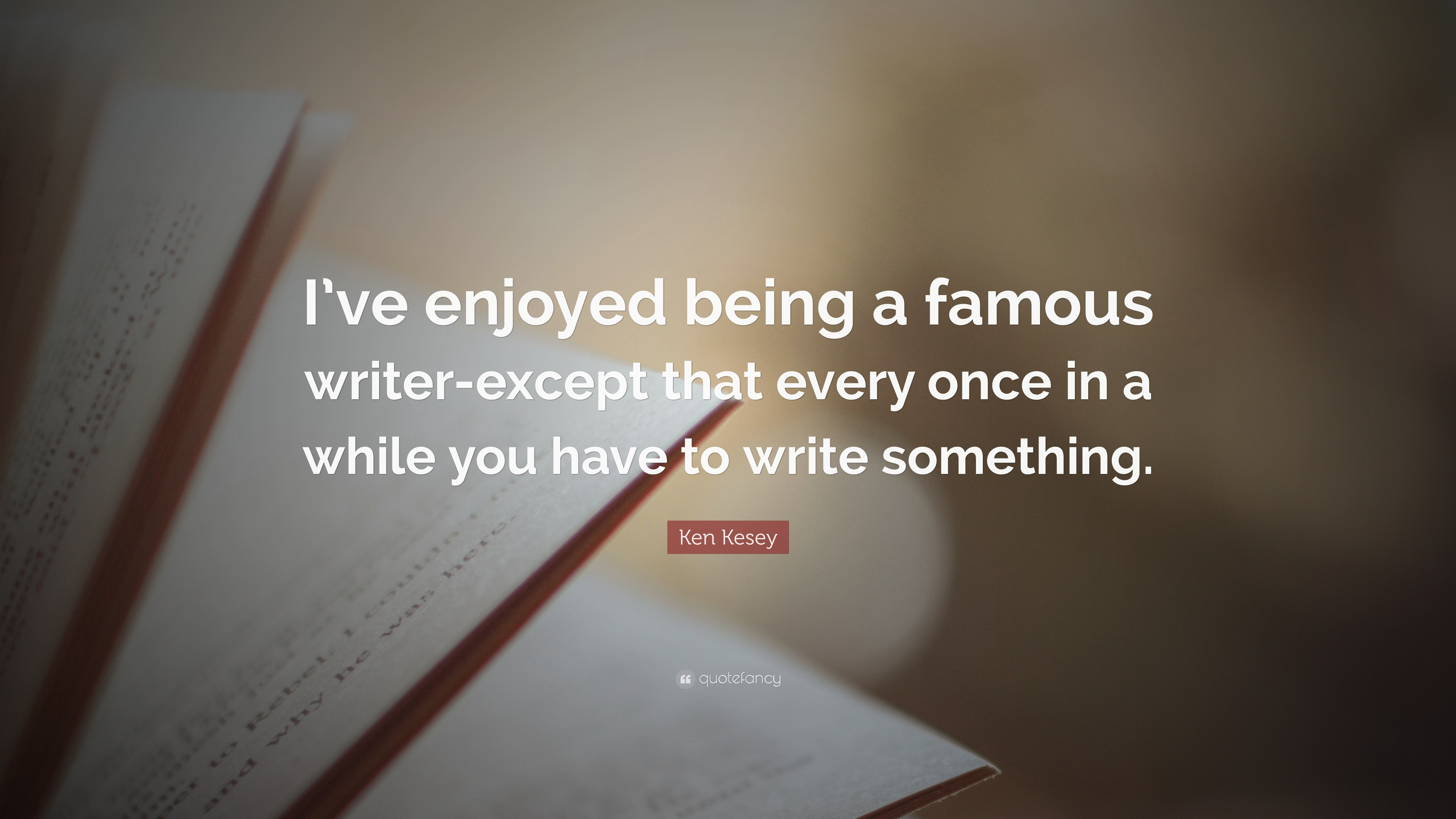 writer kesey