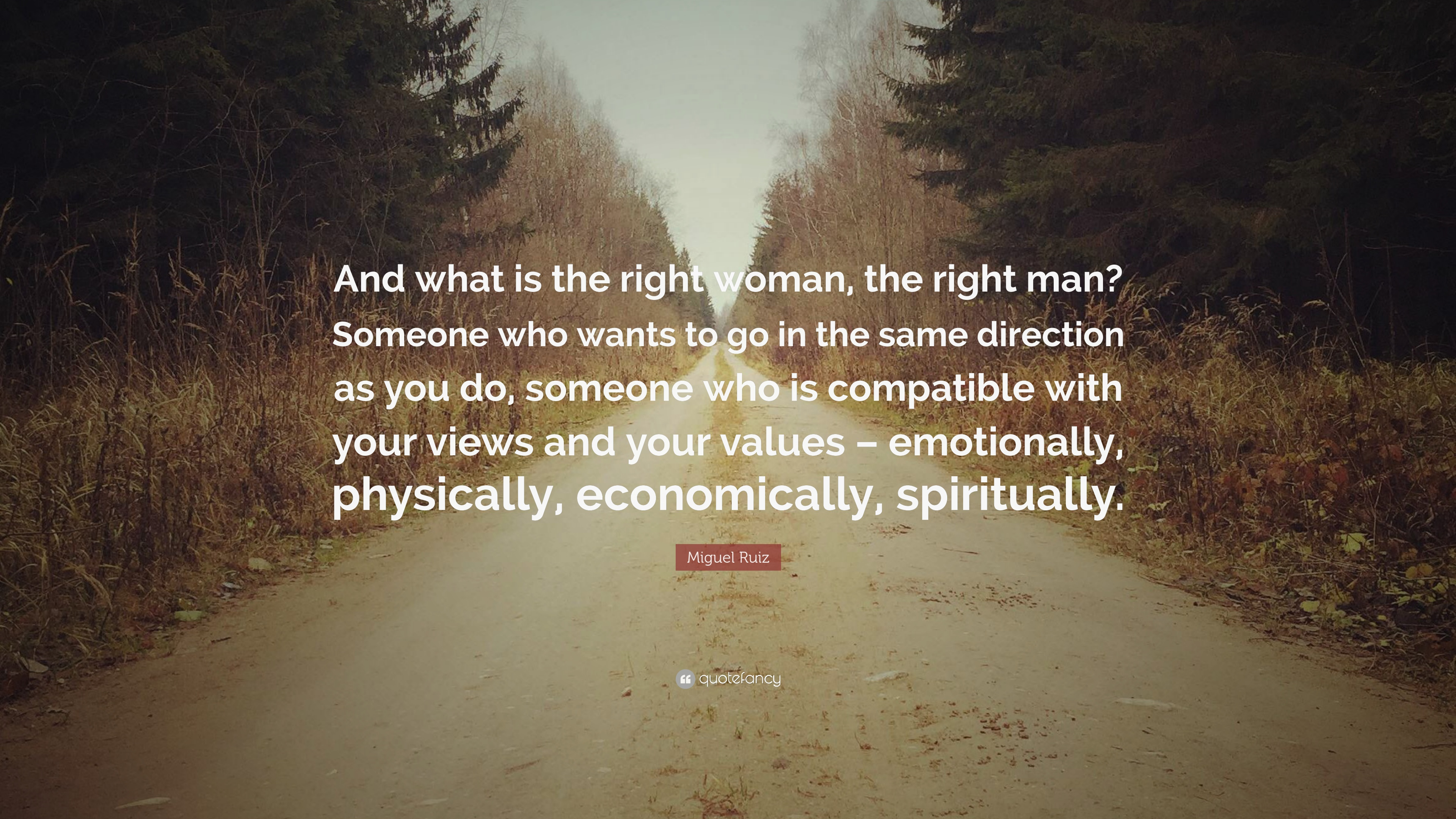 where to find the right man