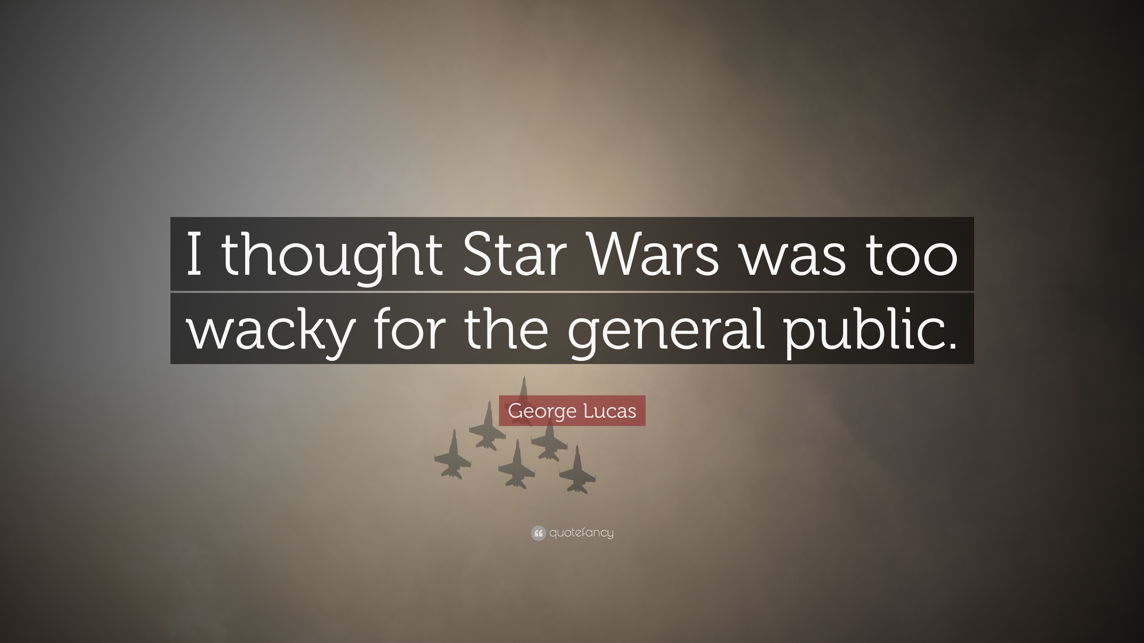 George lucas quotes 100 wallpapers quotefancy - Star wars quotes wallpaper ...