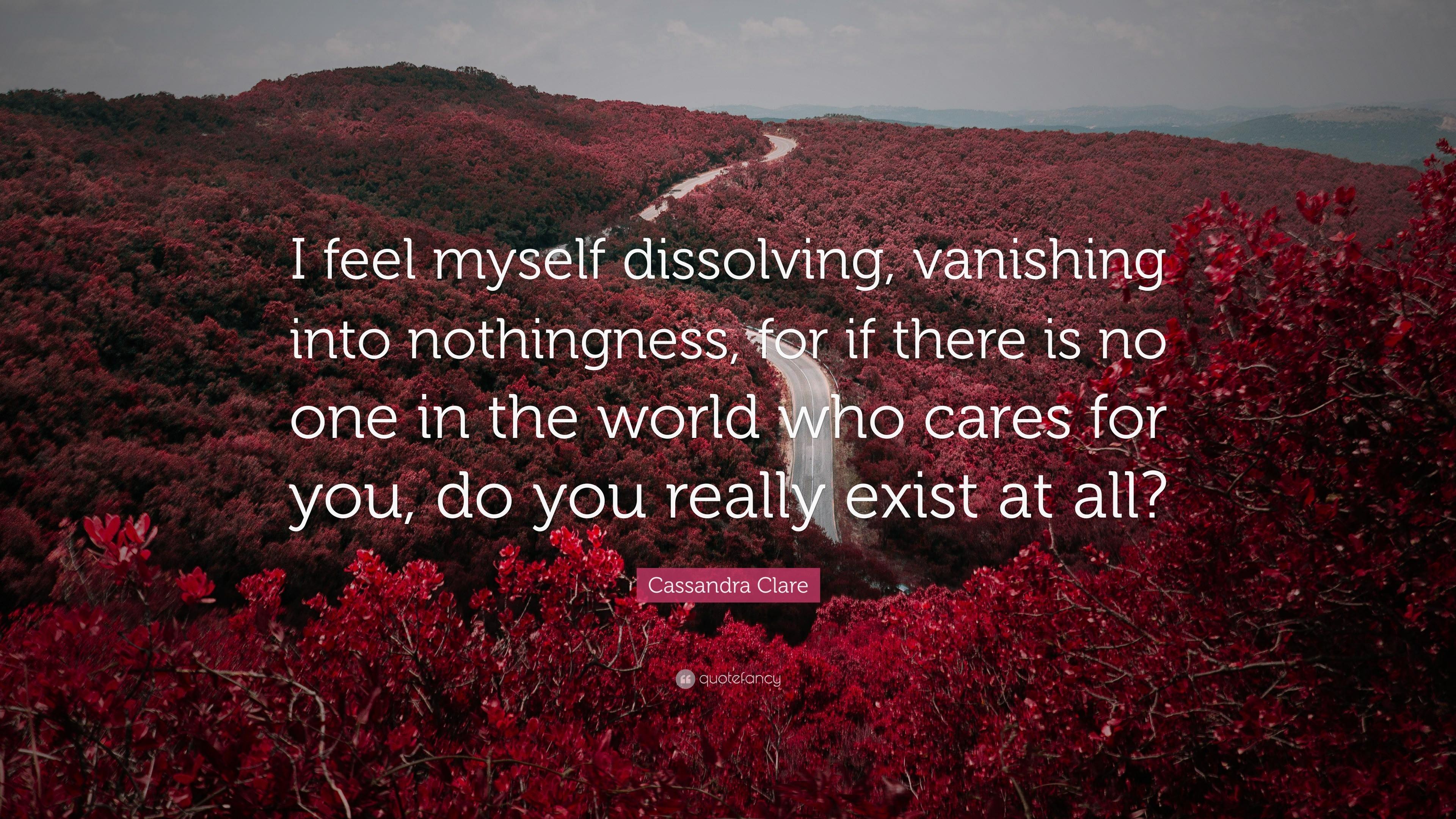 Remarkable, I feel myself