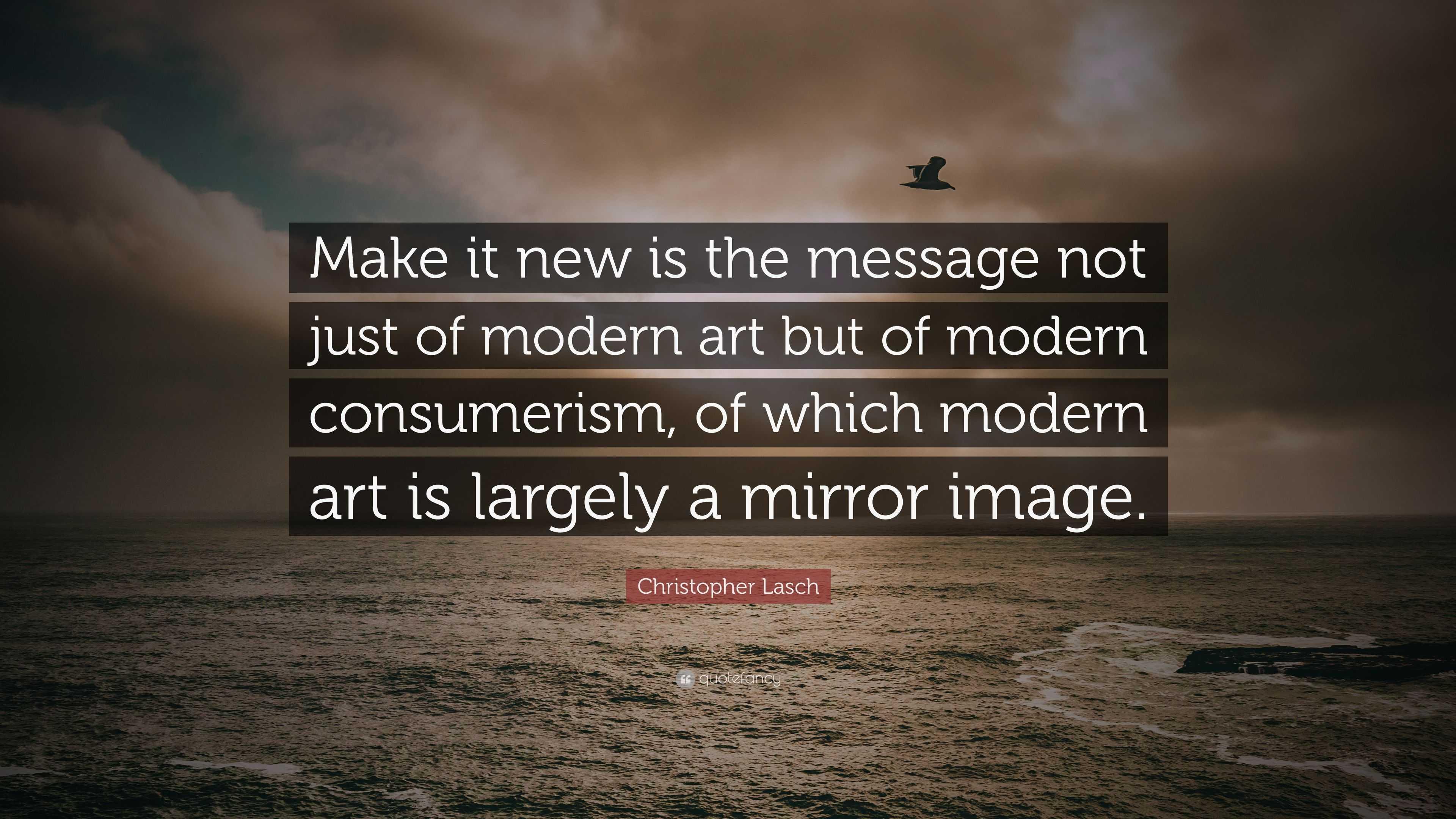 Modern Art With A Message