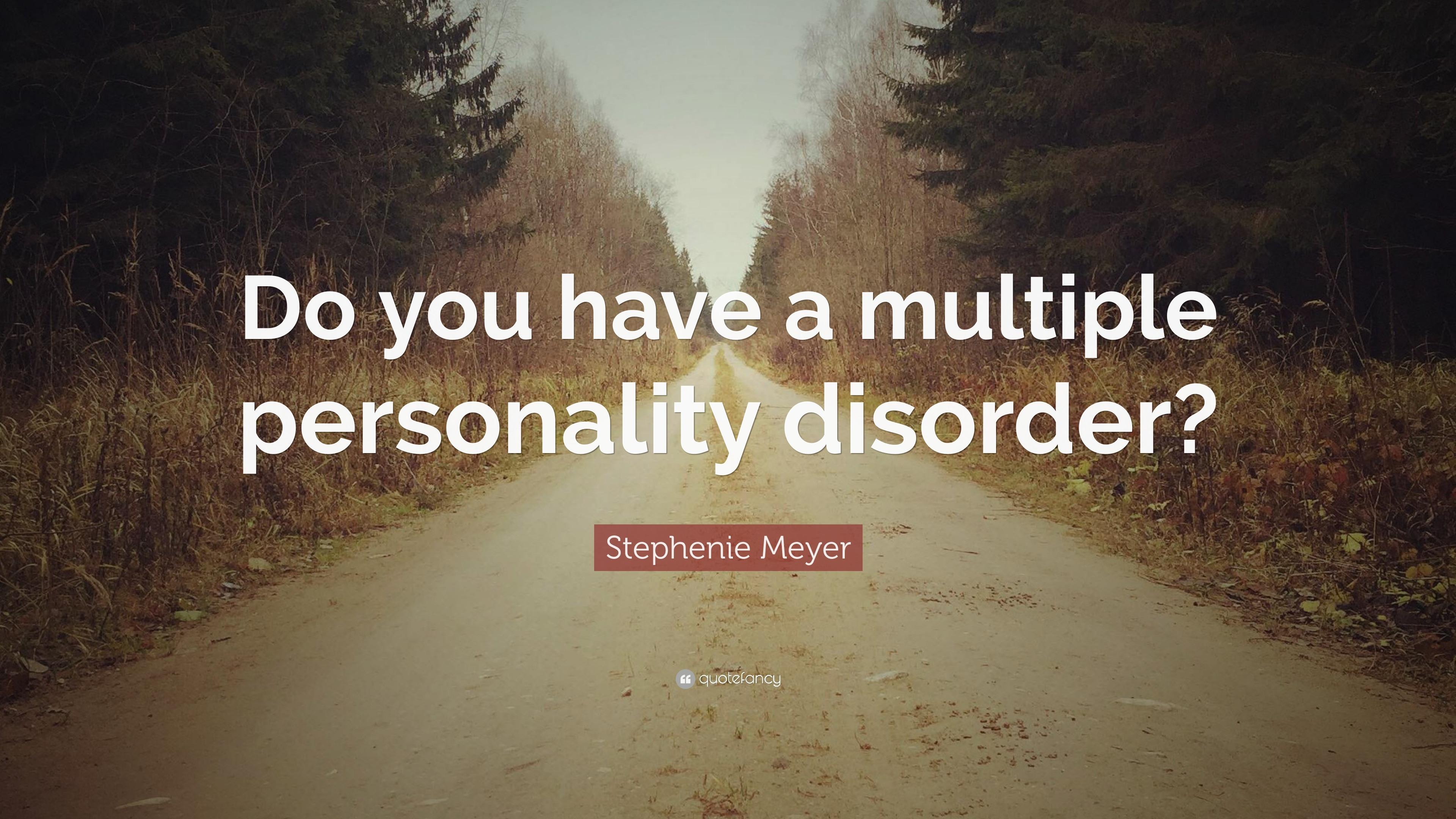 split personality quotes