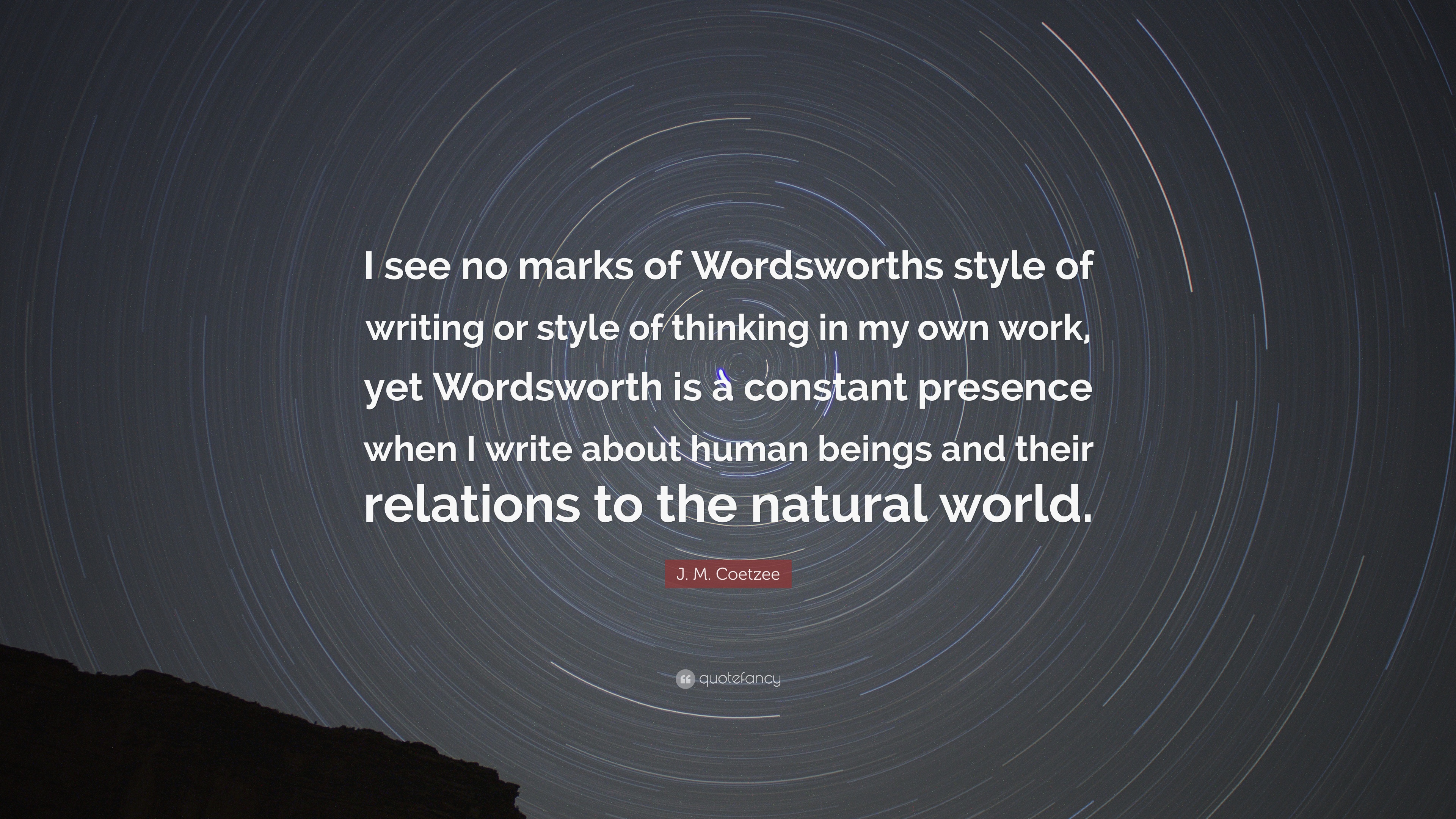 an analysis of wordsworths style of writing The other day patrick j keane dashed off 10,000 words on wordsworth's daffodils and sent them to me wondering if i might want them for numéro cinq --- 10,000 words.
