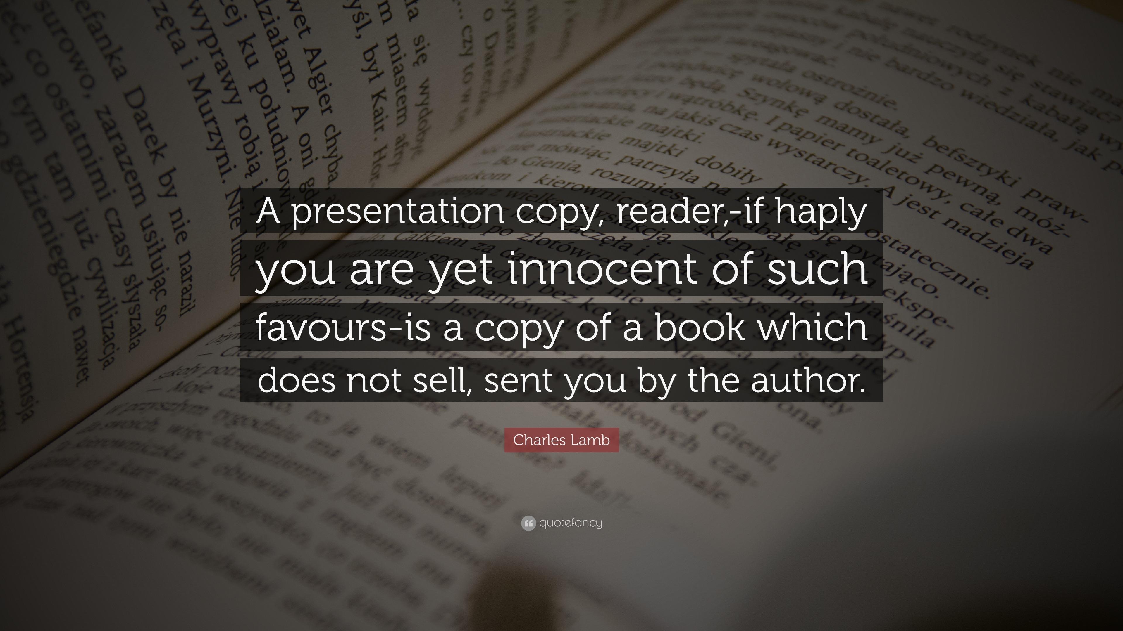Copy reader