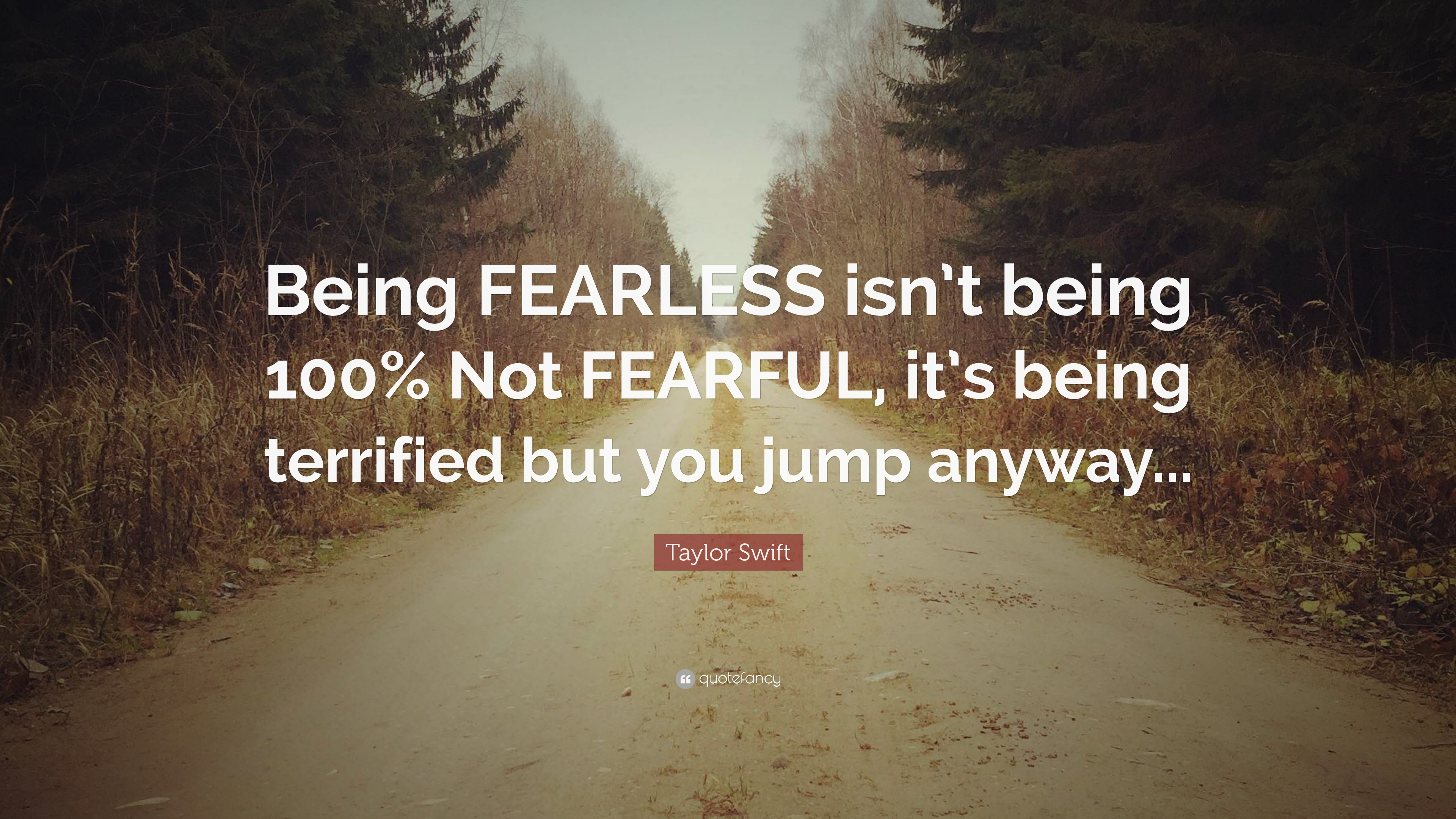 Fearless Taylor Swift Quote: Taylor Swift Quotes (100 Wallpapers)
