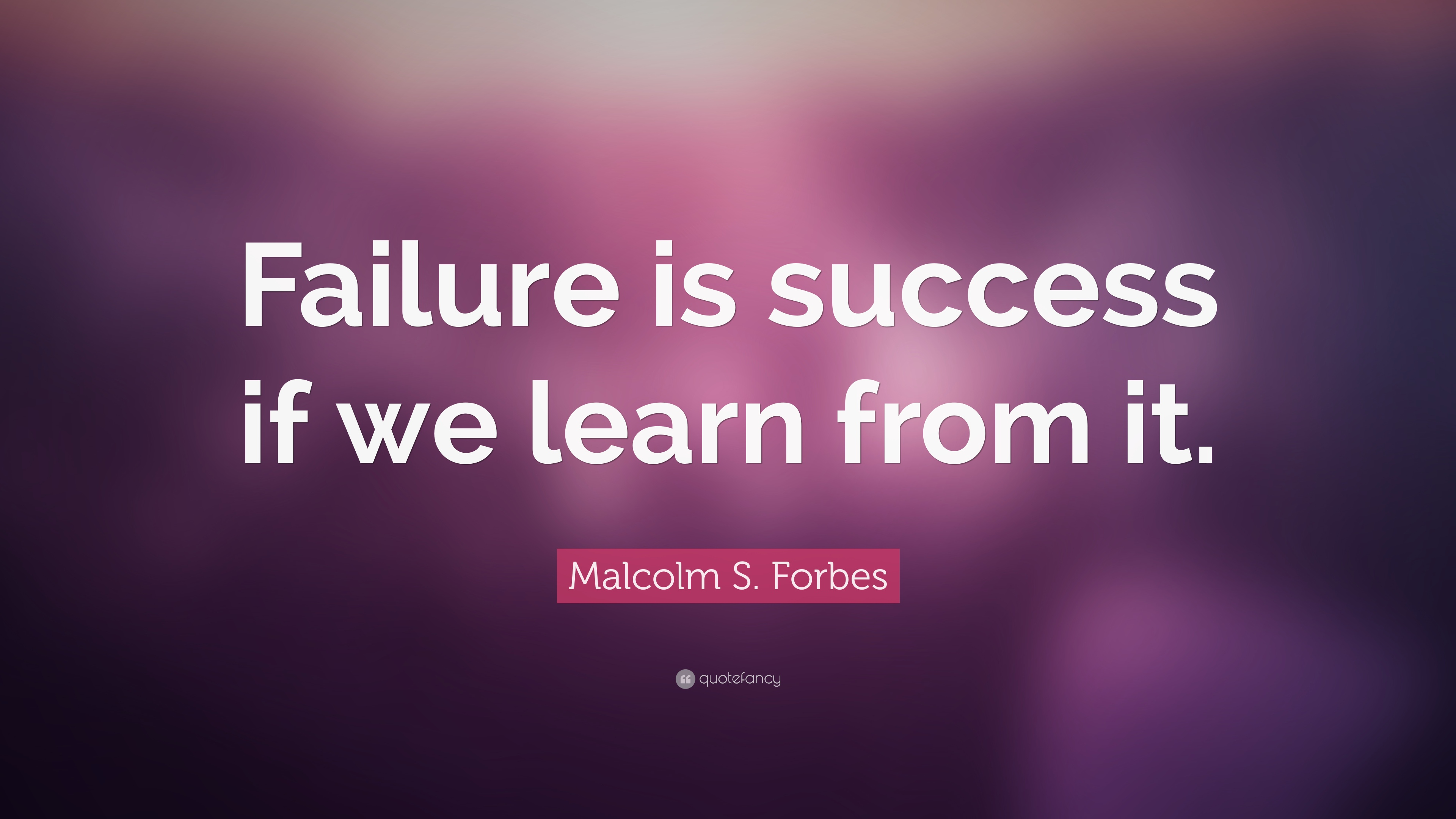 failure is success if we learn If we don't see a failure as a challenge to modify our approach, but rather as a problem with ourselves, as a personality defect, we will immediately feel overwhelmed - anthony robbins a little more persistence, a little more effort, and what seemed hopeless failure may turn to glorious success - elbert hubbard failure to prepare is preparing to fail.