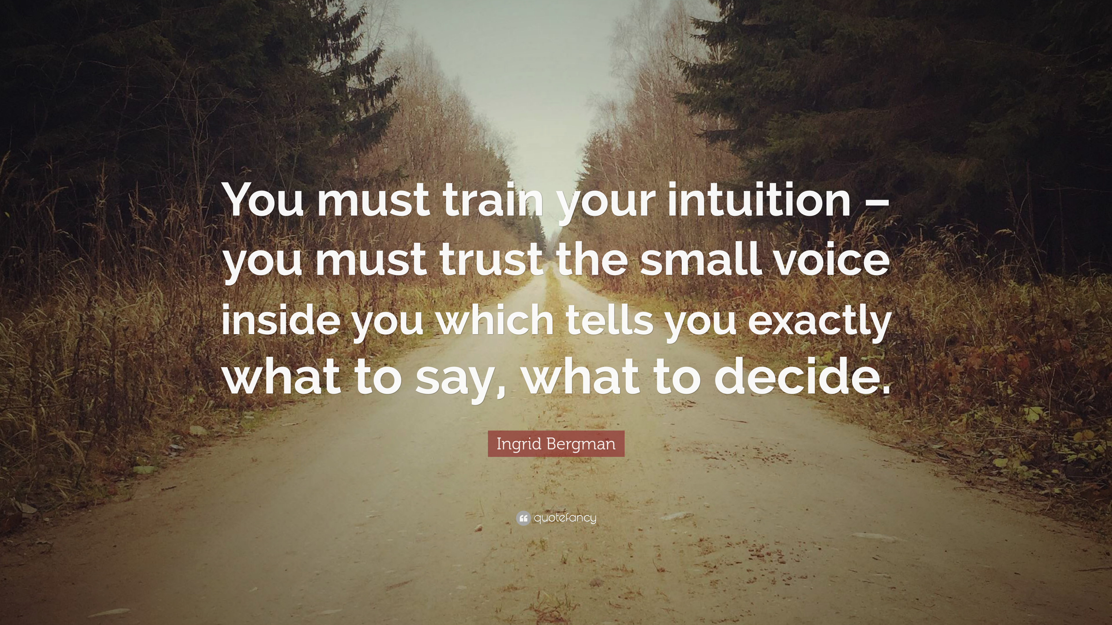 Image result for intuition quote
