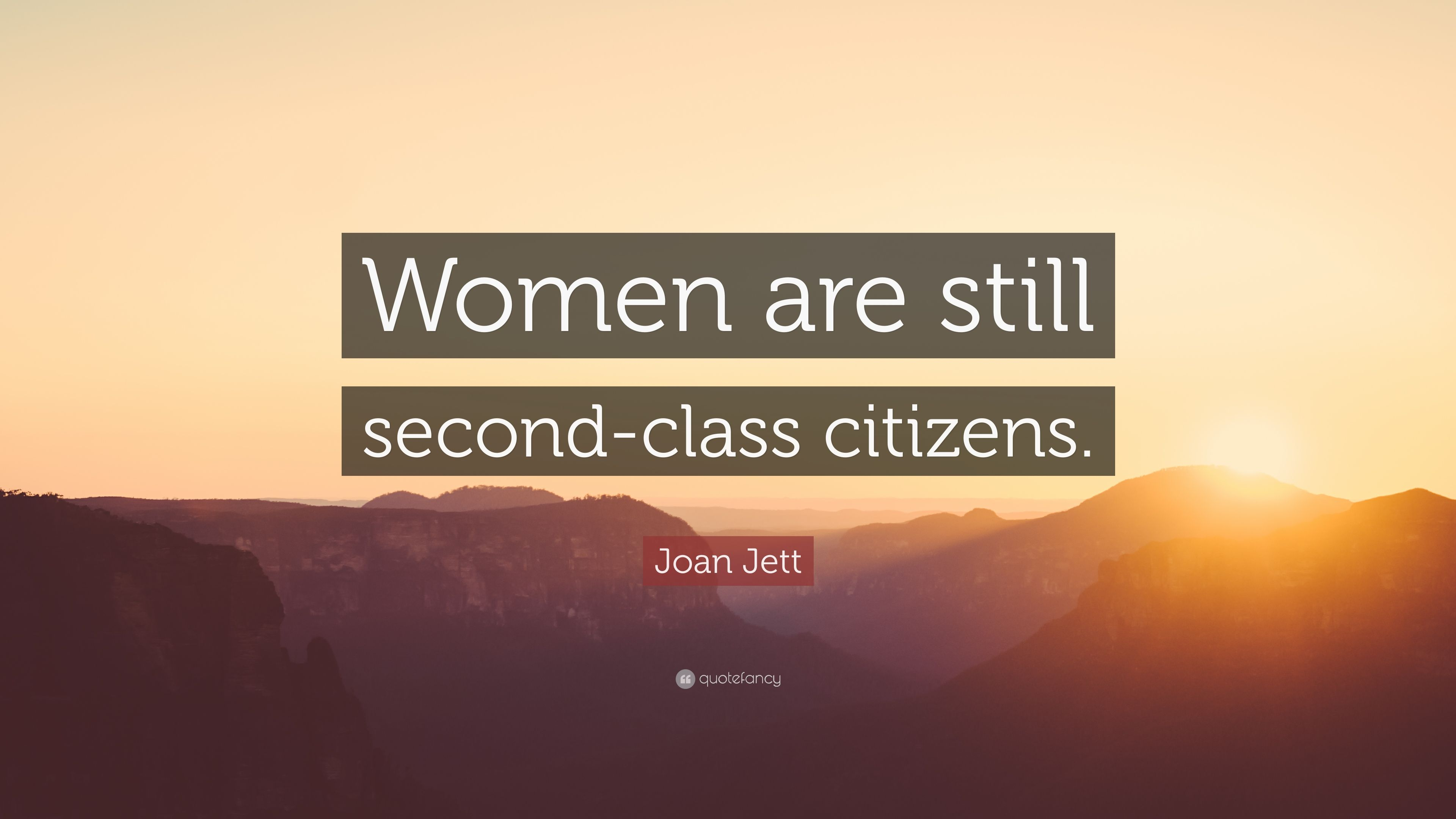 women as second class citizens Is a woman allowed to hold a  women are second class citizens,  or could it be that it is conversations with god which is closer to the truth.