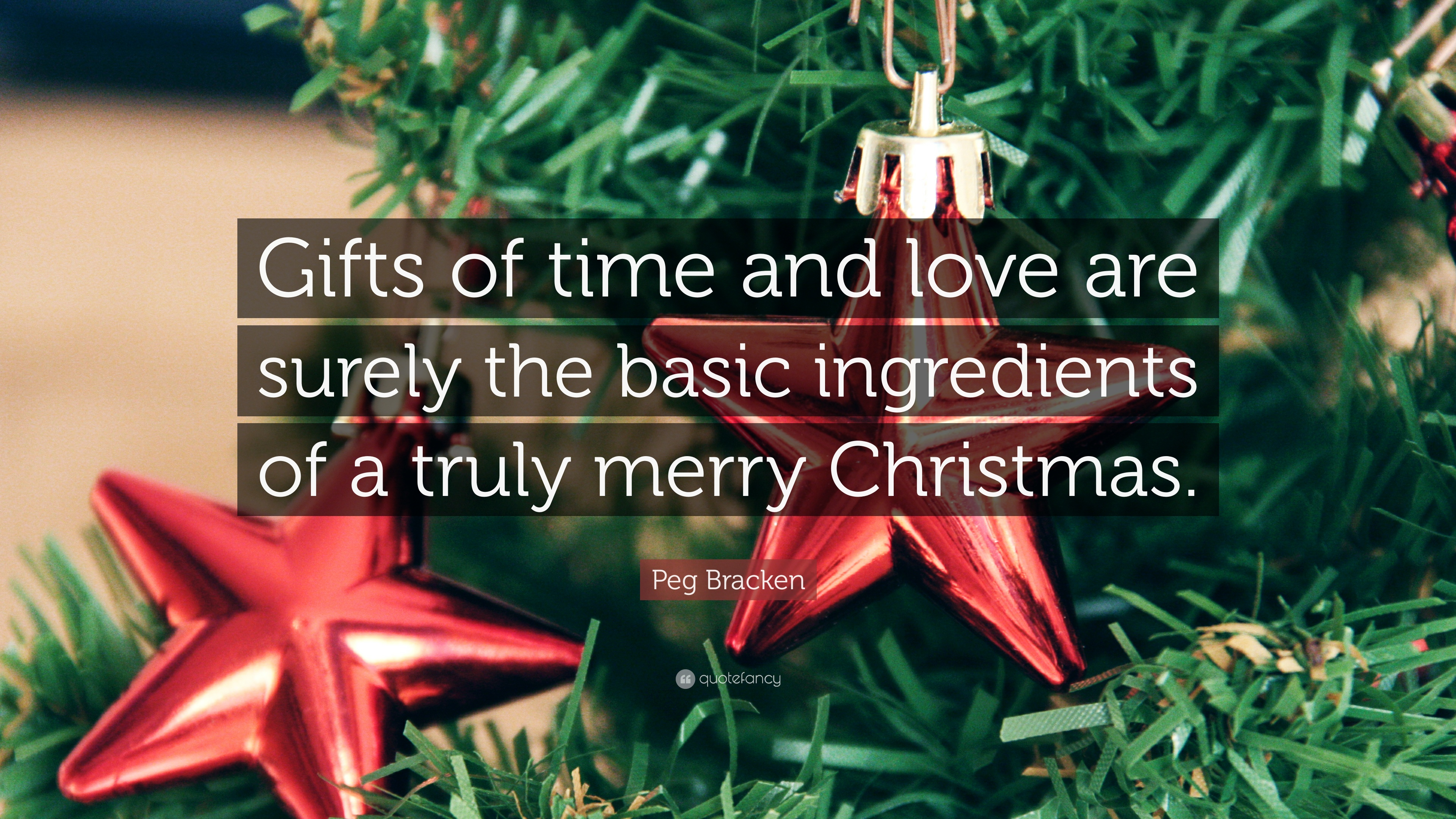 Good Wallpaper Love Merry Christmas - 38332-Peg-Bracken-Quote-Gifts-of-time-and-love-are-surely-the-basic  Trends_94837.jpg