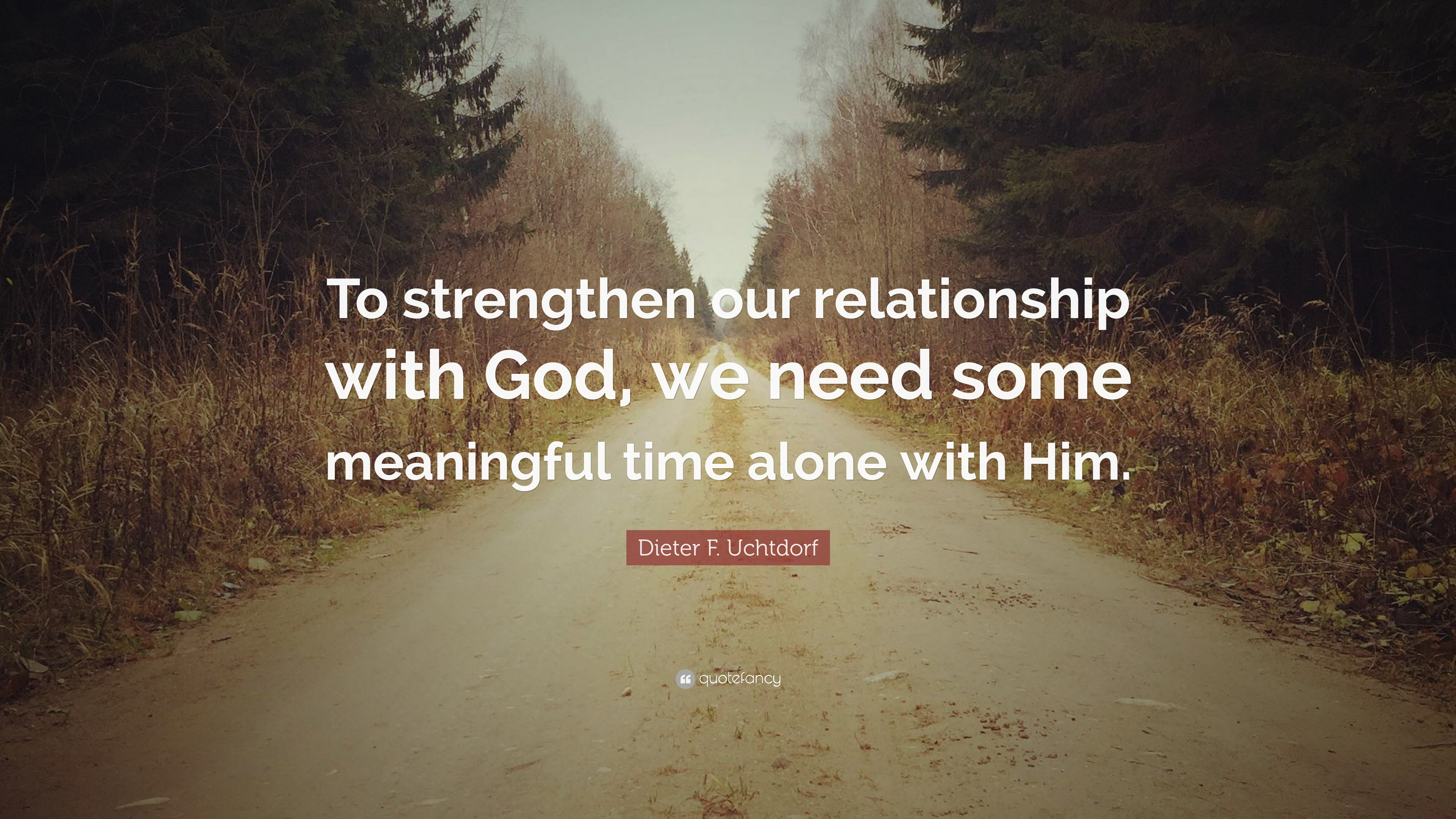 how to strengthen relationship with god