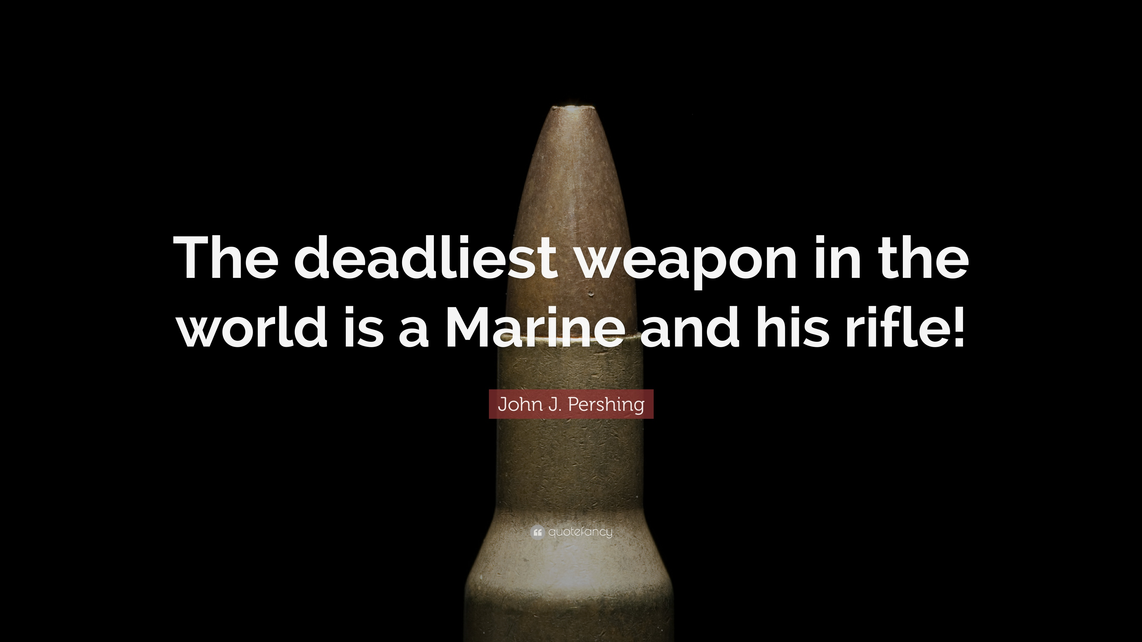 Marines Quotes John Jpershing Quotes 6 Wallpapers  Quotefancy