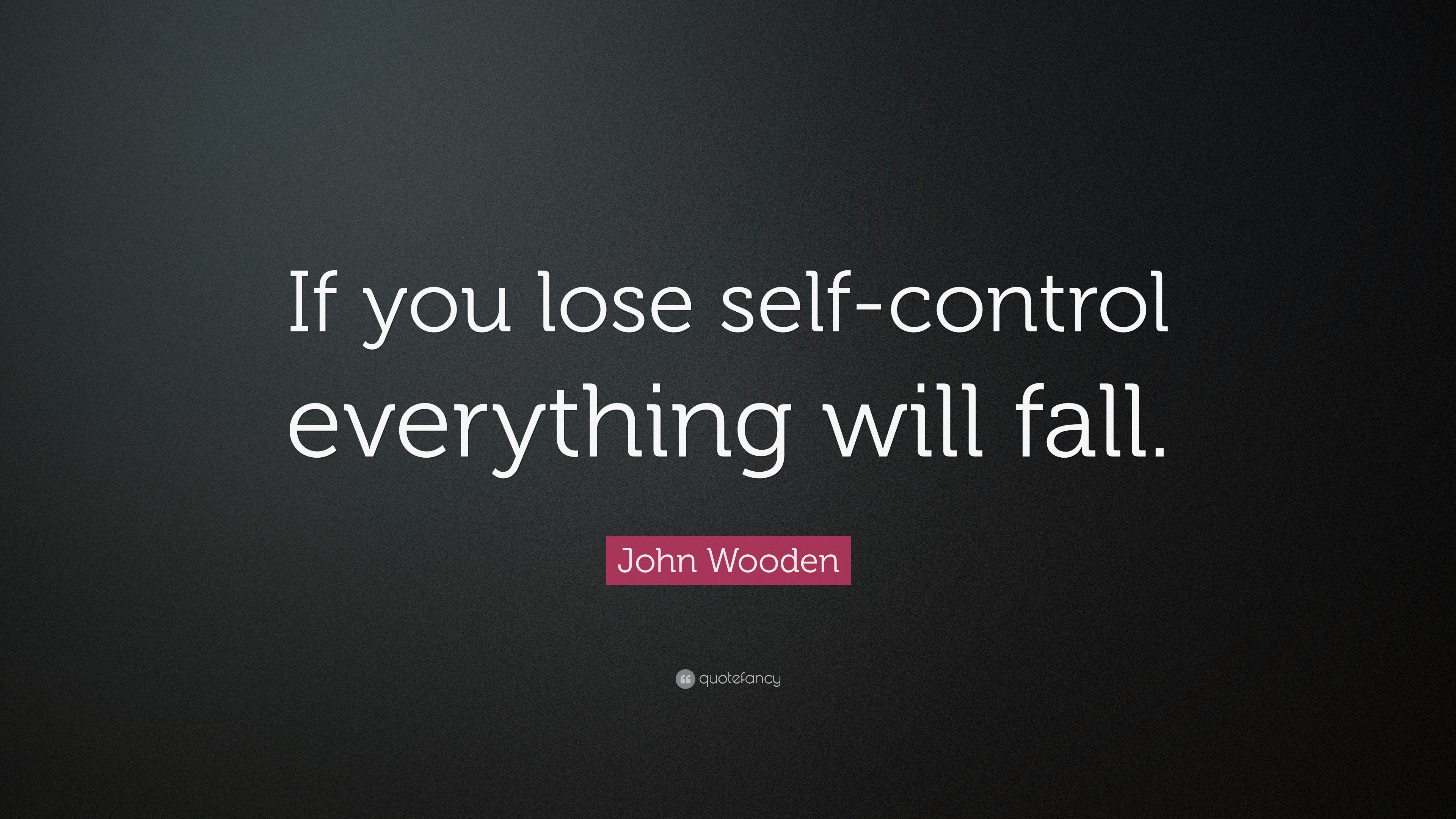 The Difference Between Want And Need Is Self Control ... |Self Control Diet Quotes