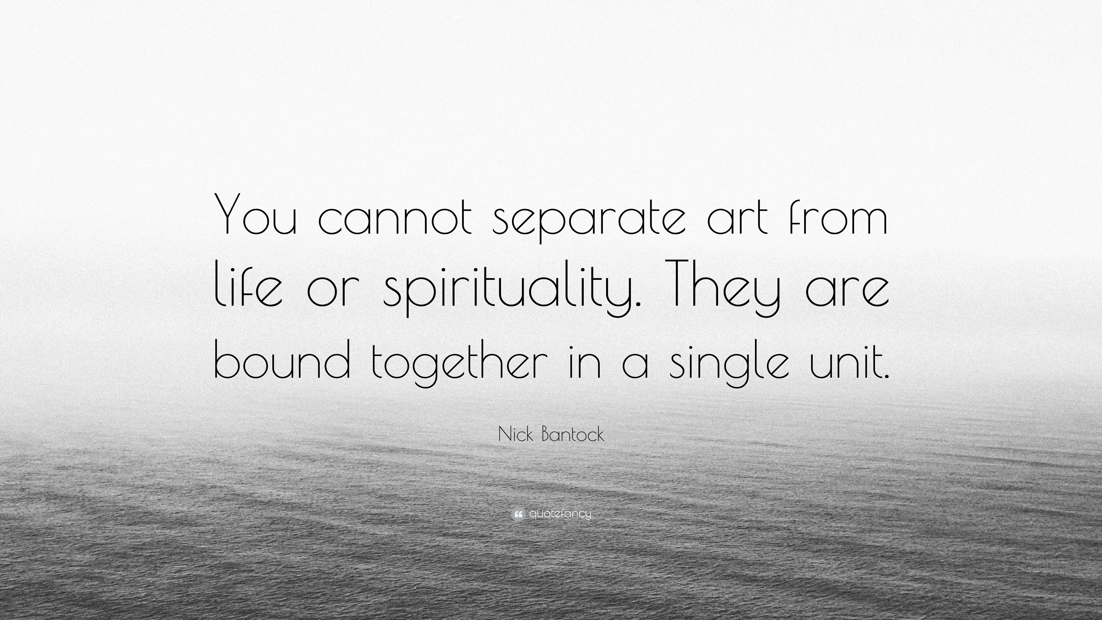 Single Line Text Art : Nick bantock quote u cyou cannot separate art from life or