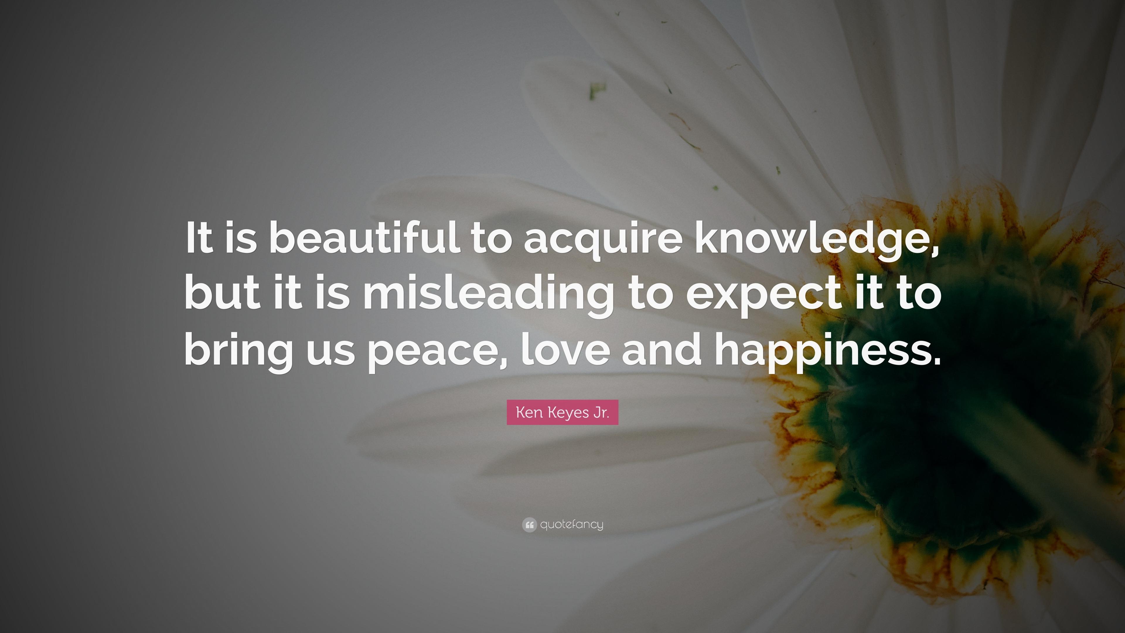 acquire knowledge