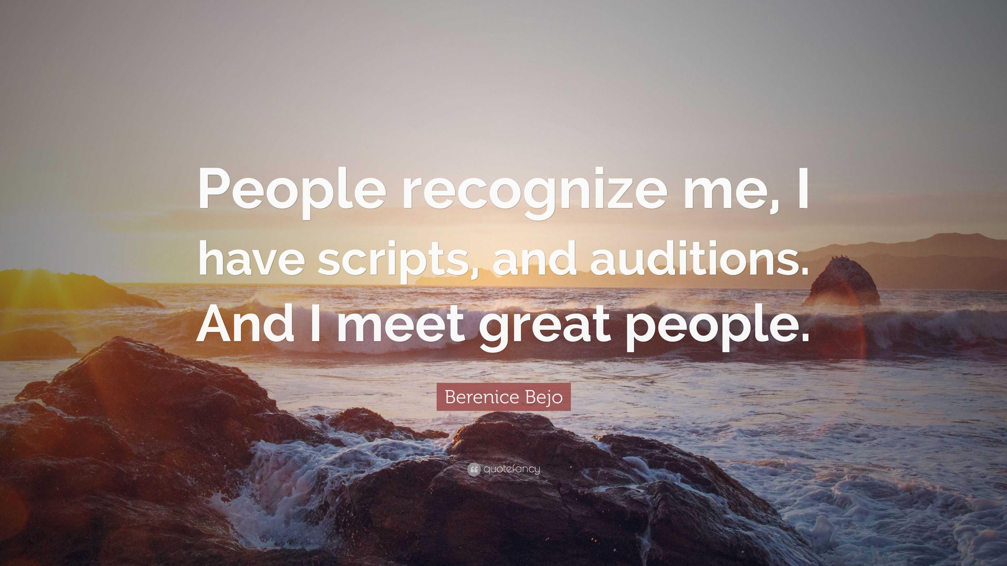 Meet great people me