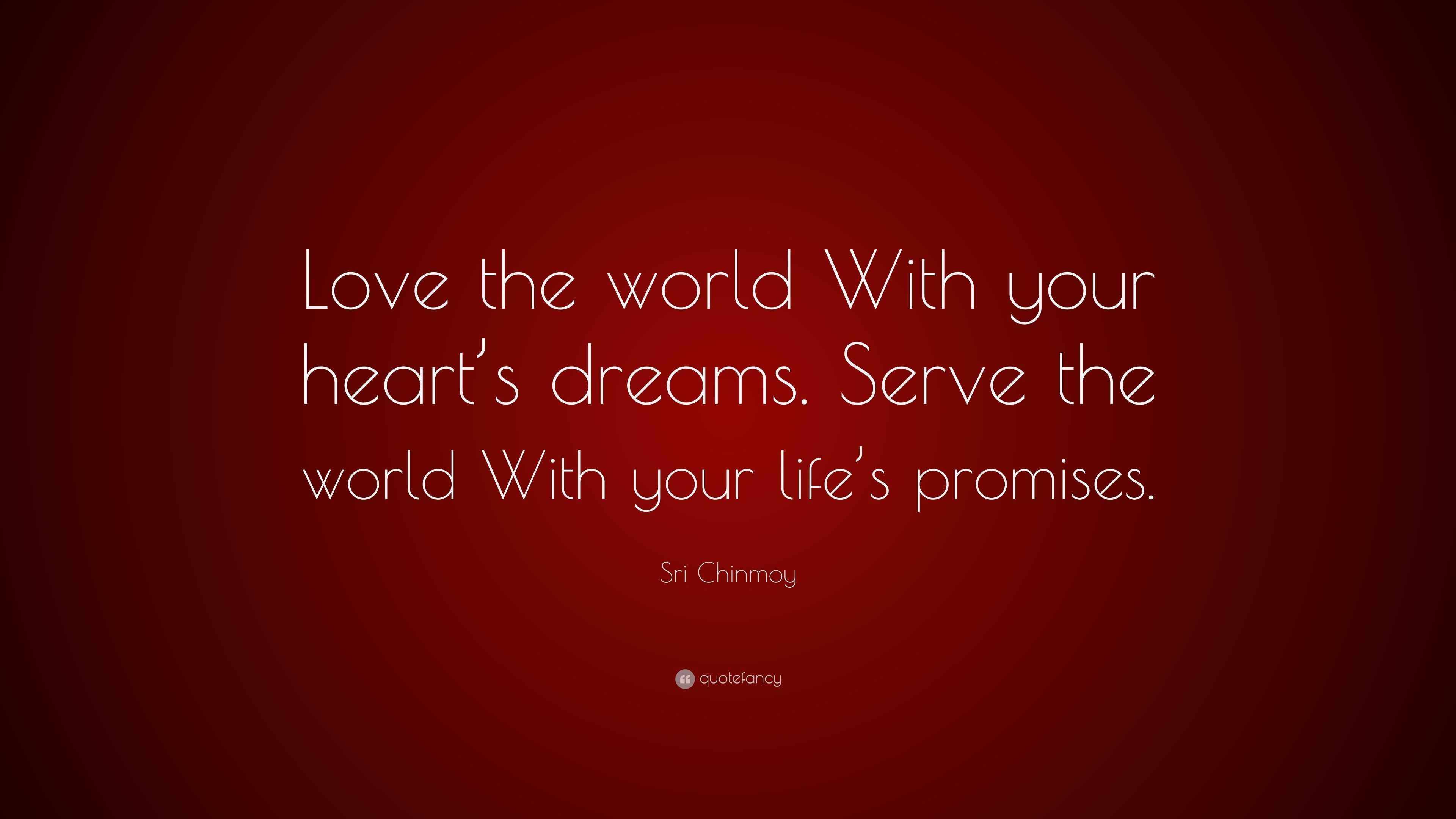 Dreams to Serve