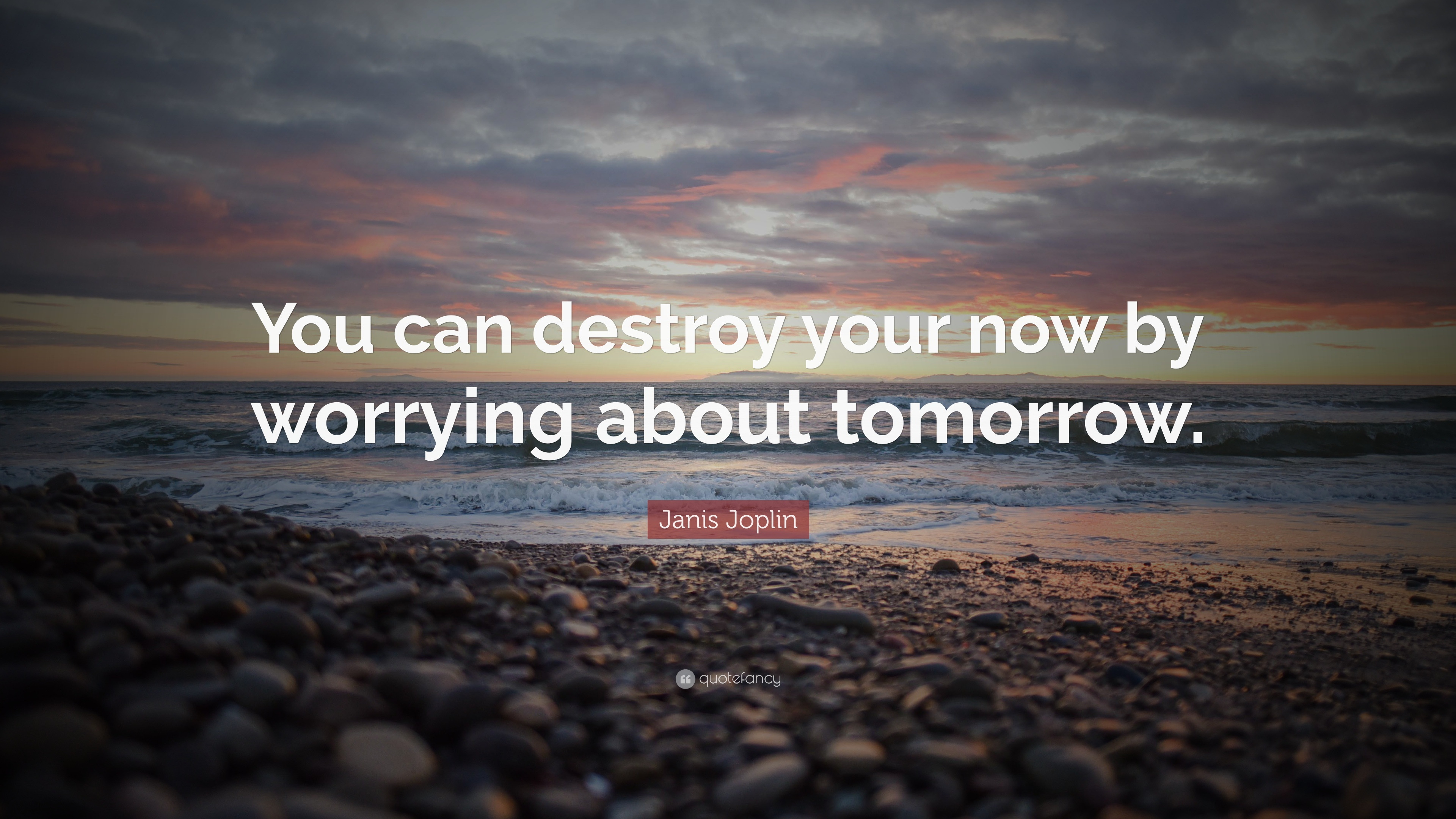 Exceptional Adventure Quotes: U201cYou Can Destroy Your Now By Worrying About Tomorrow.u201d U2014