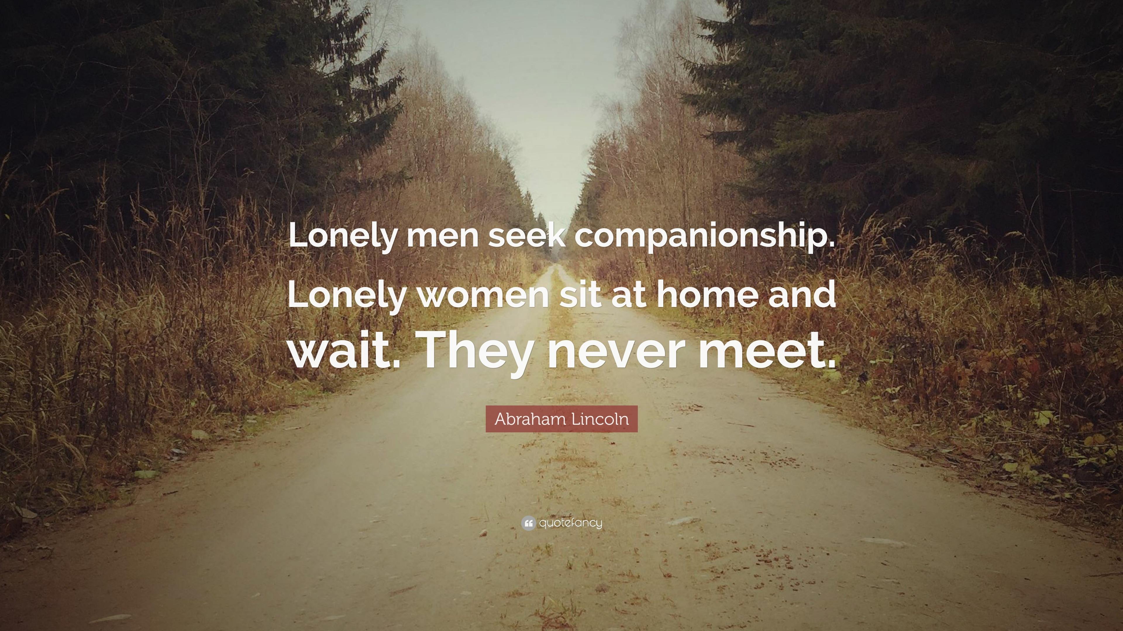 Lonely women photos