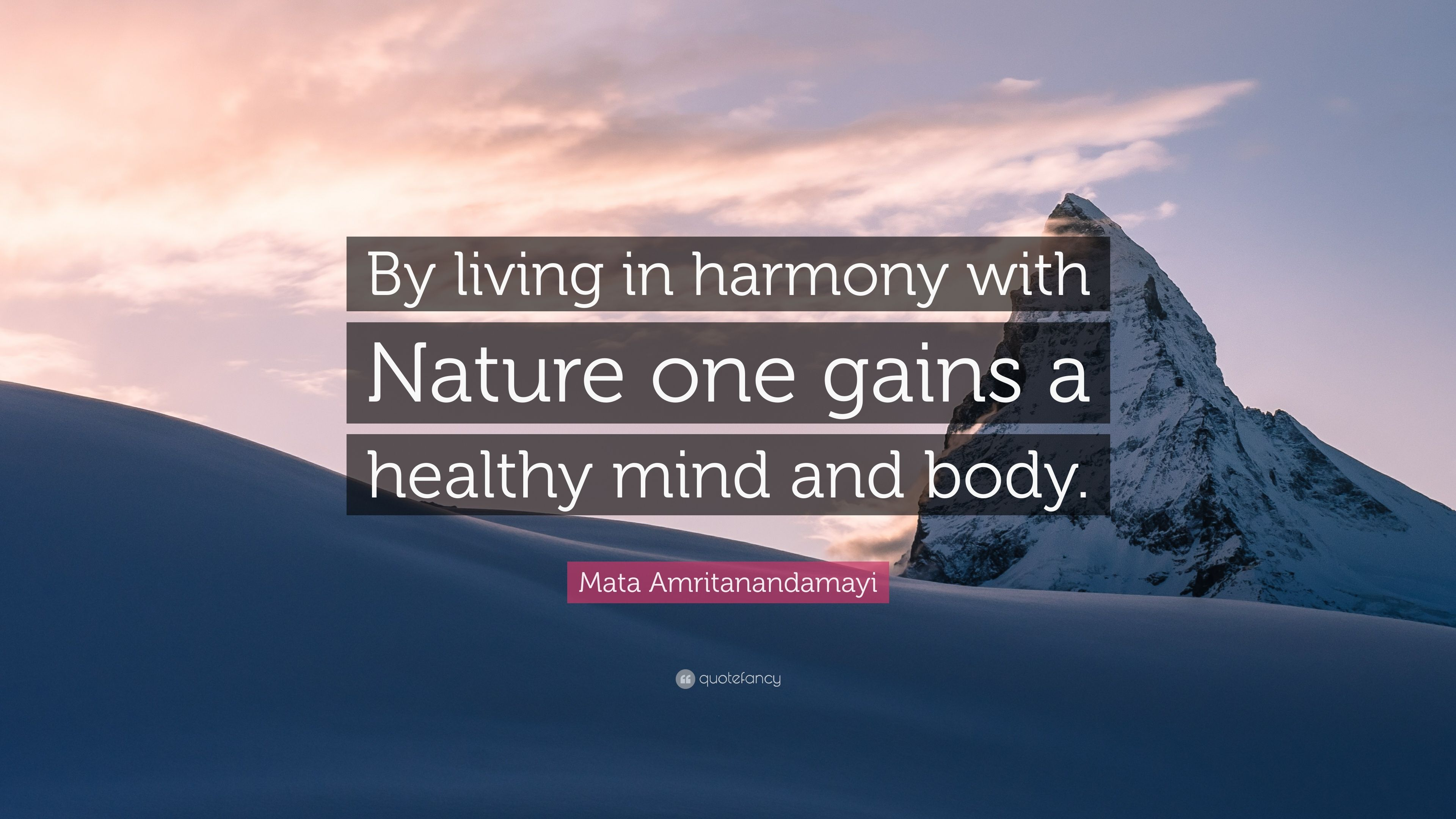 culture in harmony with nature Building a #future in which #humans live in harmony with #nature mar 29 nature, culture and food: the new all-inclusive ecotourism by mauro randone.
