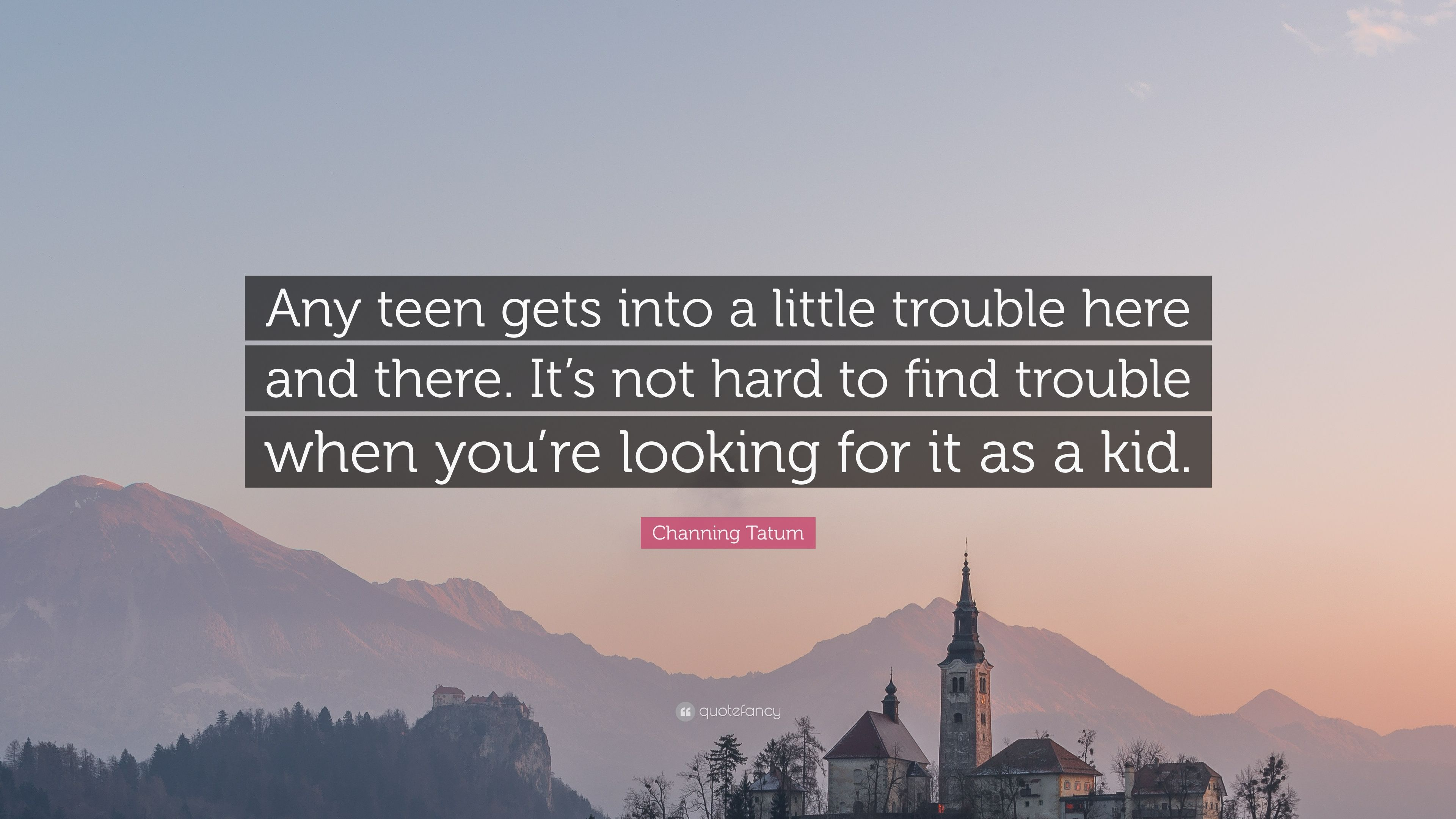 Teen quote site