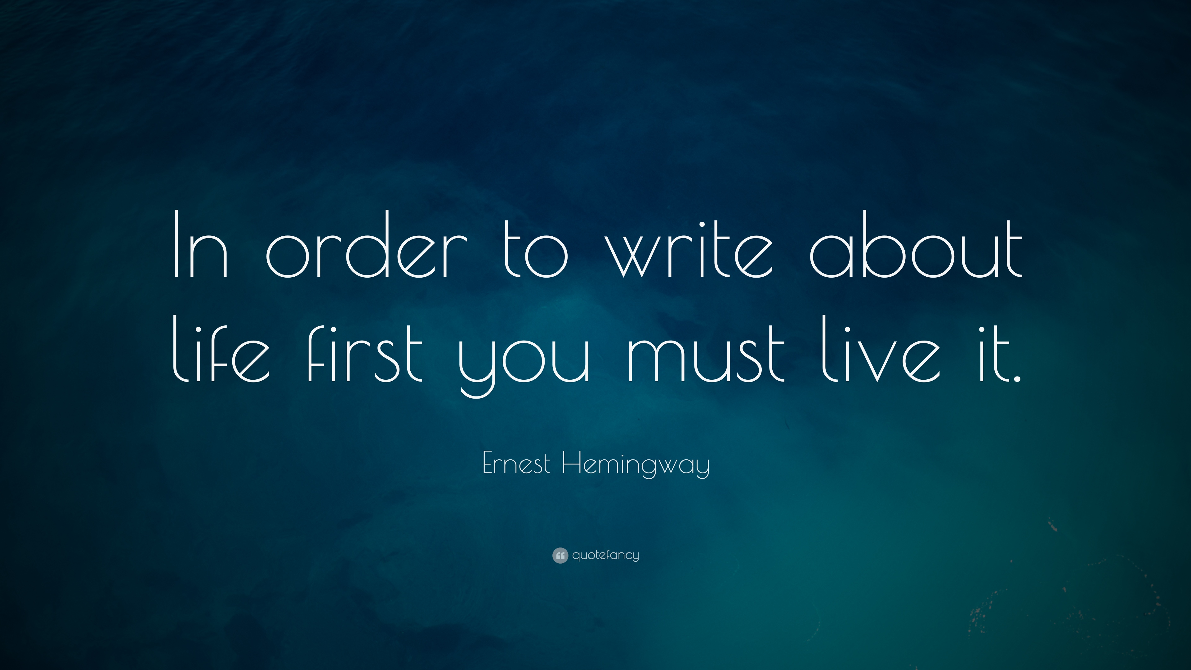 the early life and writing career of ernest hemingway Ernest hemingway biography synopsis ernest hemingway born in 1899 was an american author and journalist his distinctive writing style, characterized by economy and understatement, influenced 20th-century fiction, as did his life of adventure and public image.