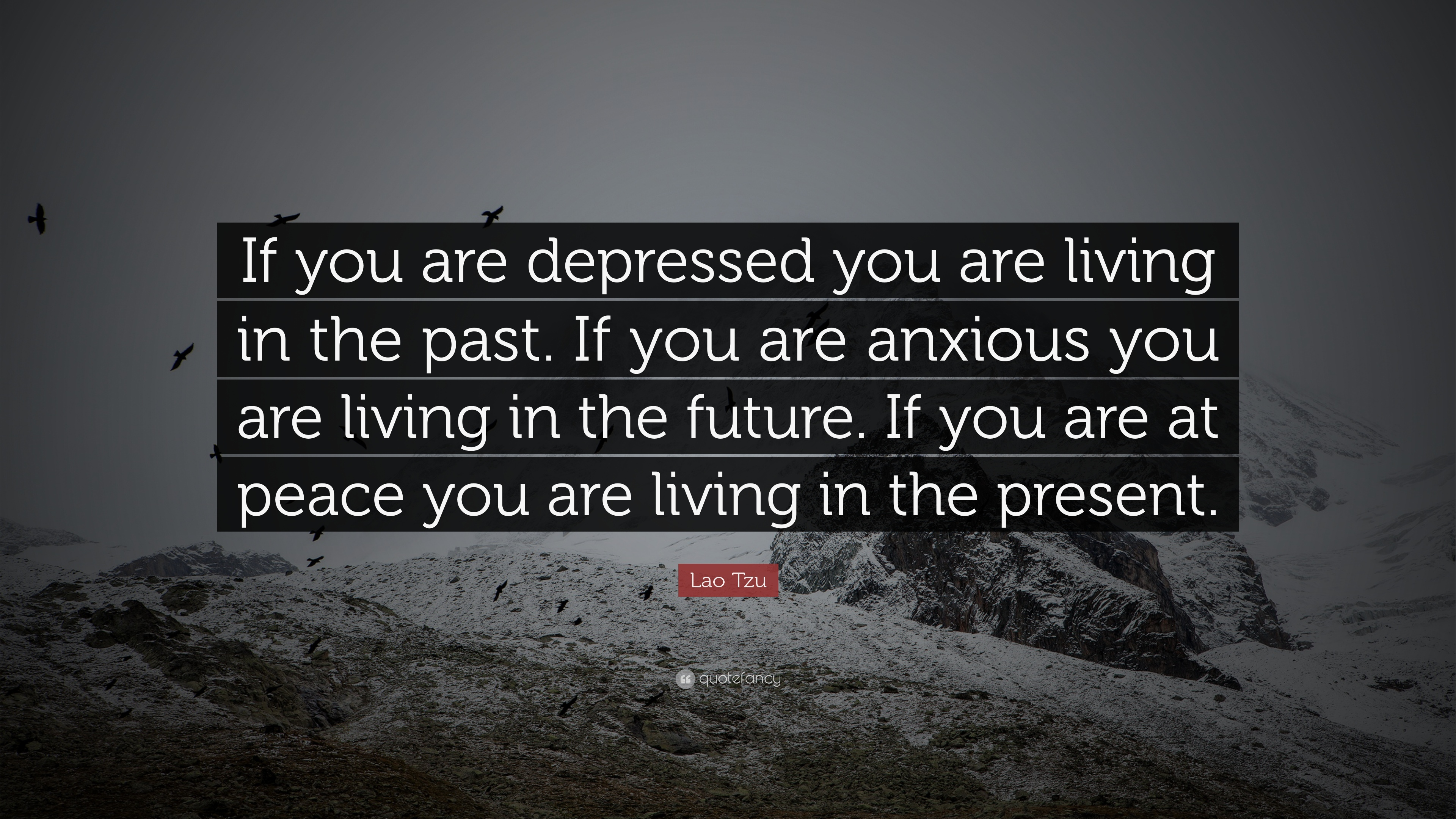 Anxiety And Depression Quotes Anxious Future Quote October Wallpaper  Inspiring Quotes And